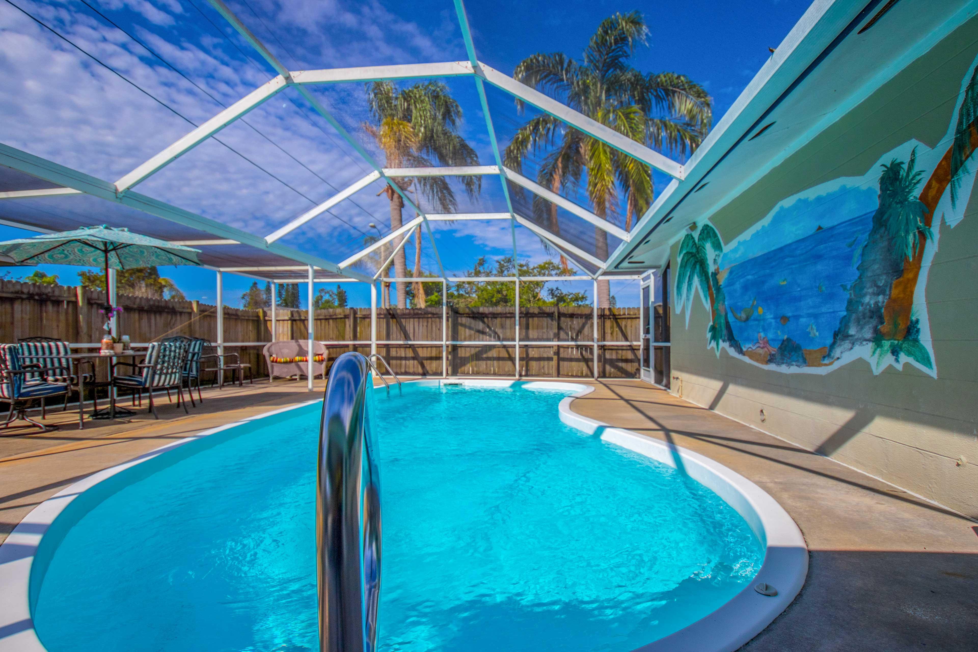 Private Pool   Mandatory Heating Fee (Oct - April)