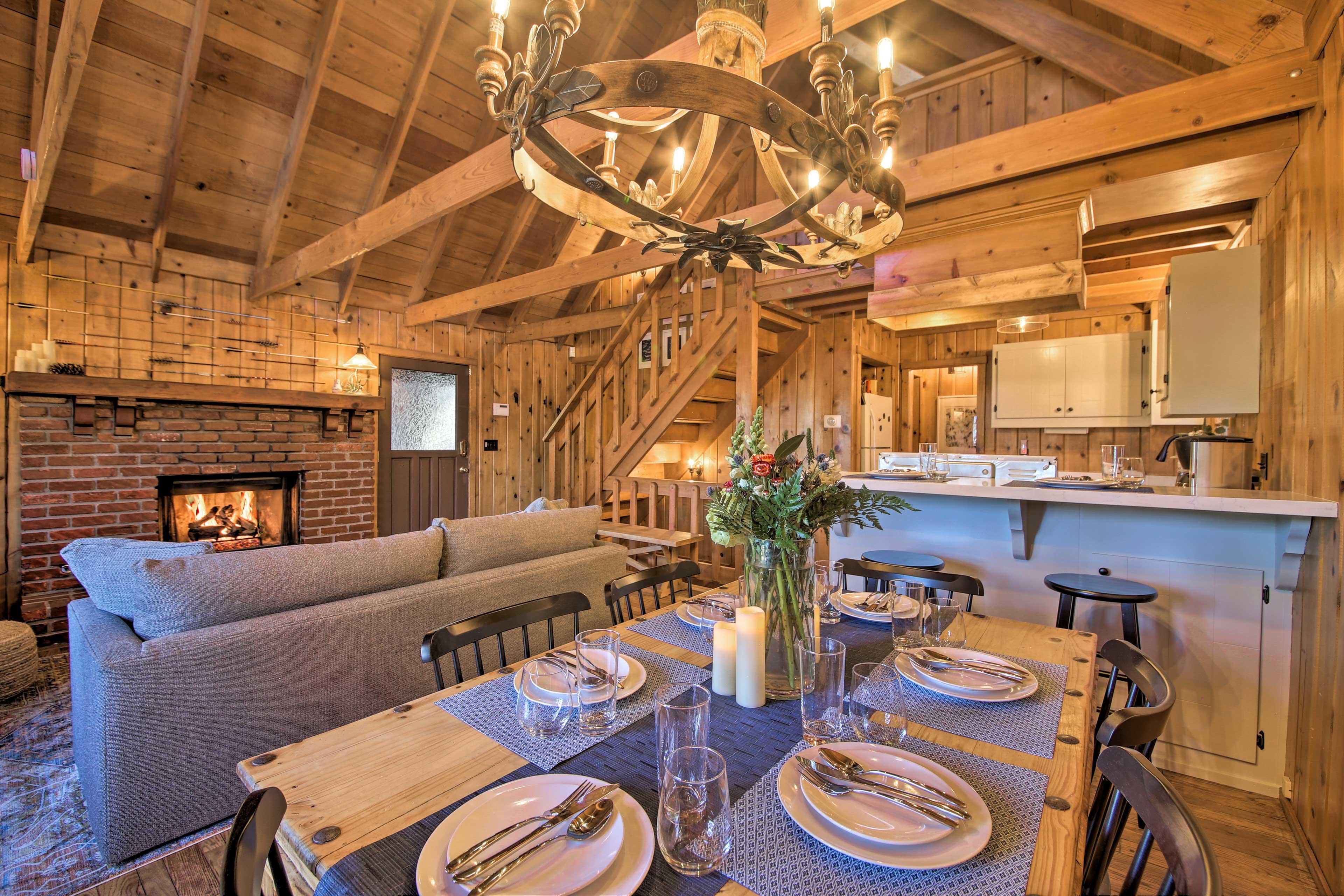 Your California getaway awaits at this stunning 3-BR, 2-BA vacation rental.