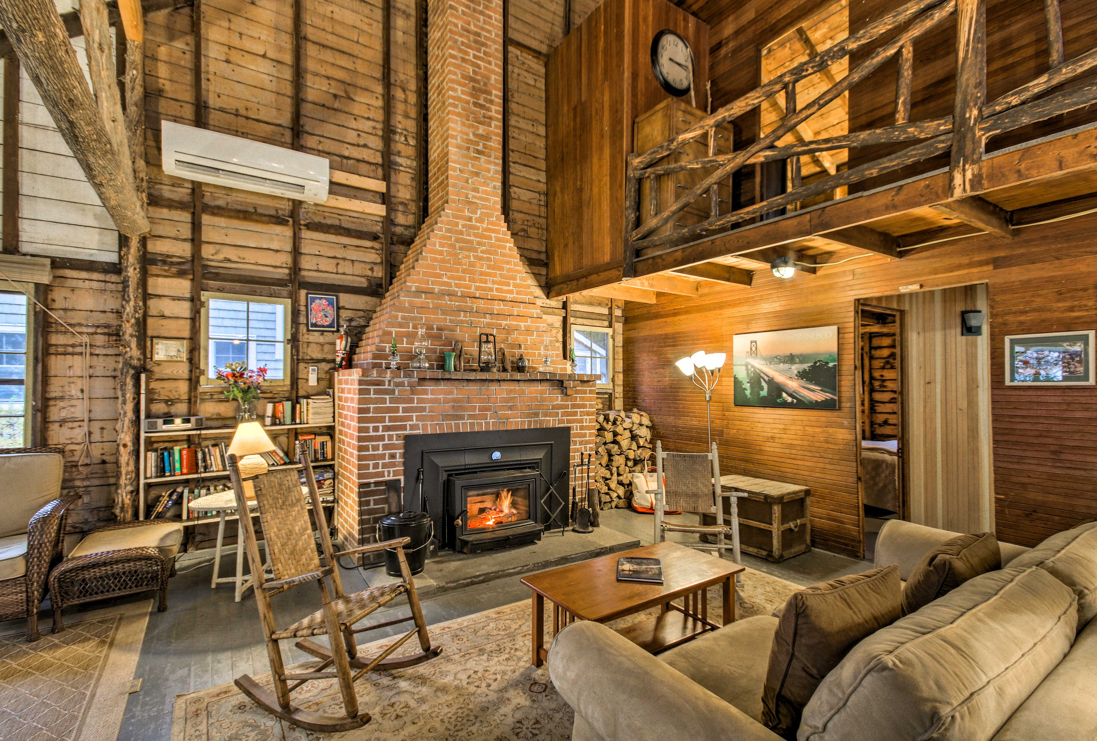 Up to 12 guests can sleep in this 4-bed, 2-bath vacation rental home!