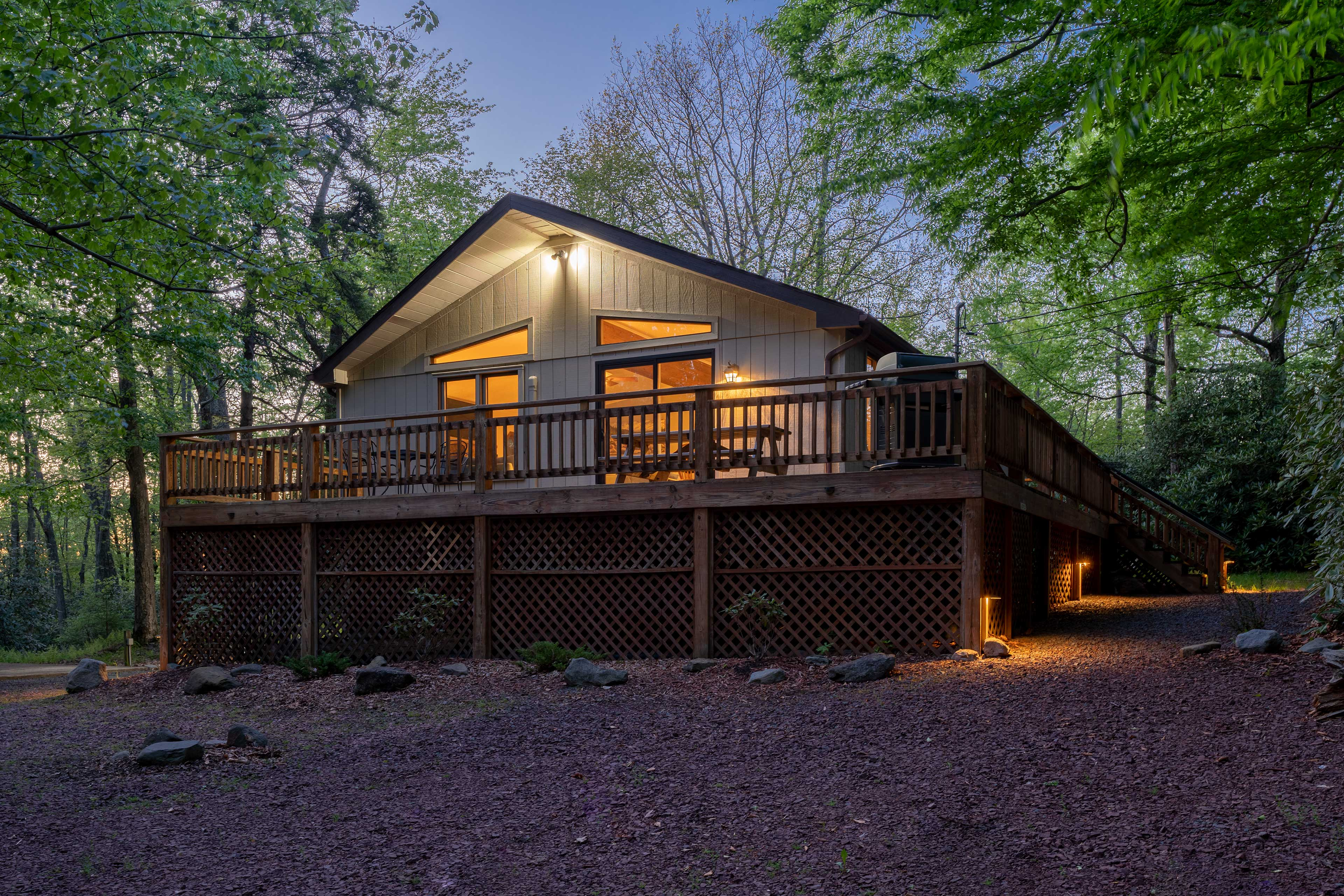Home Exterior   Minutes from Ski Resorts