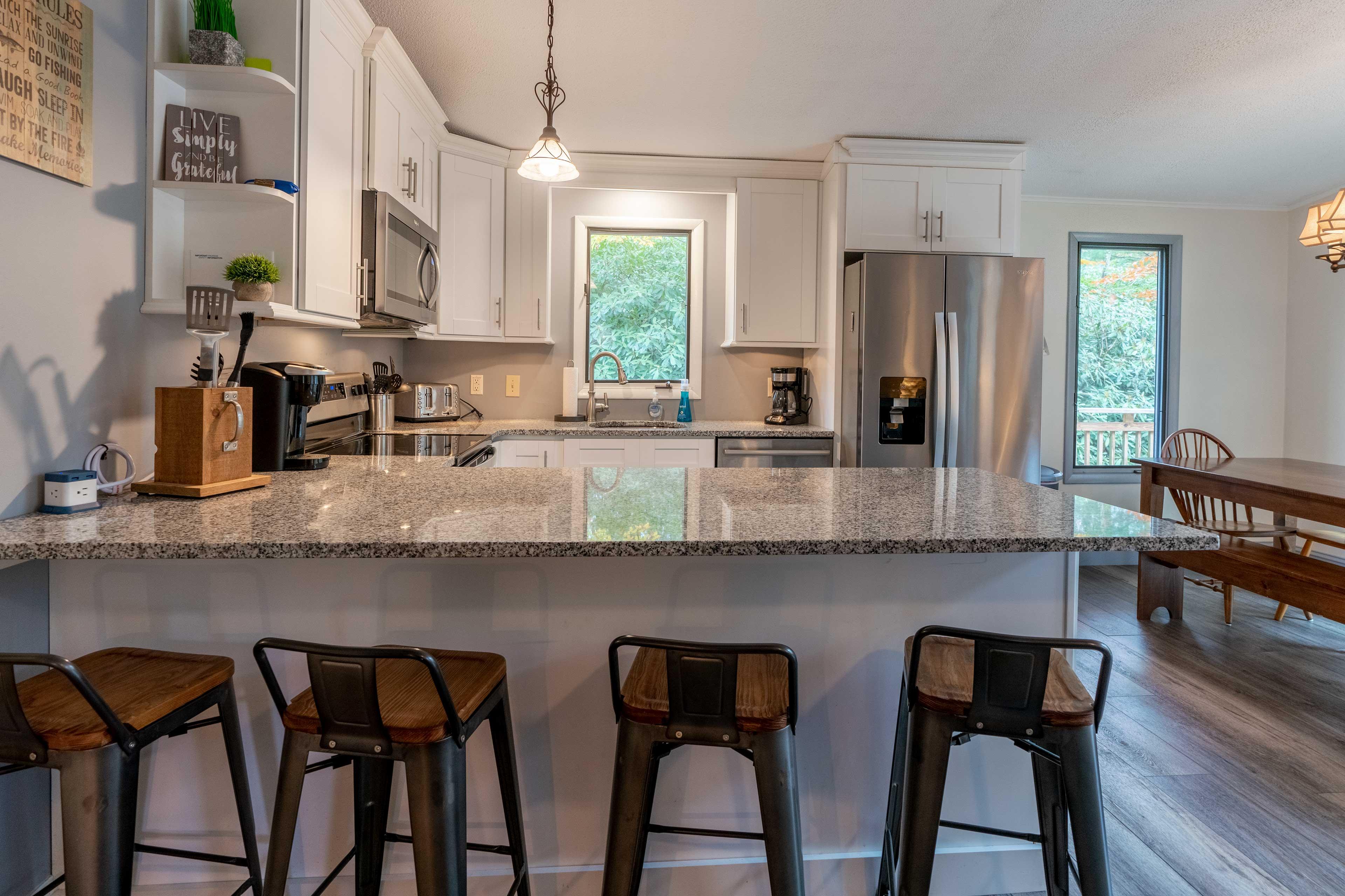 Kitchen   Granite Countertops   Cooking Basics