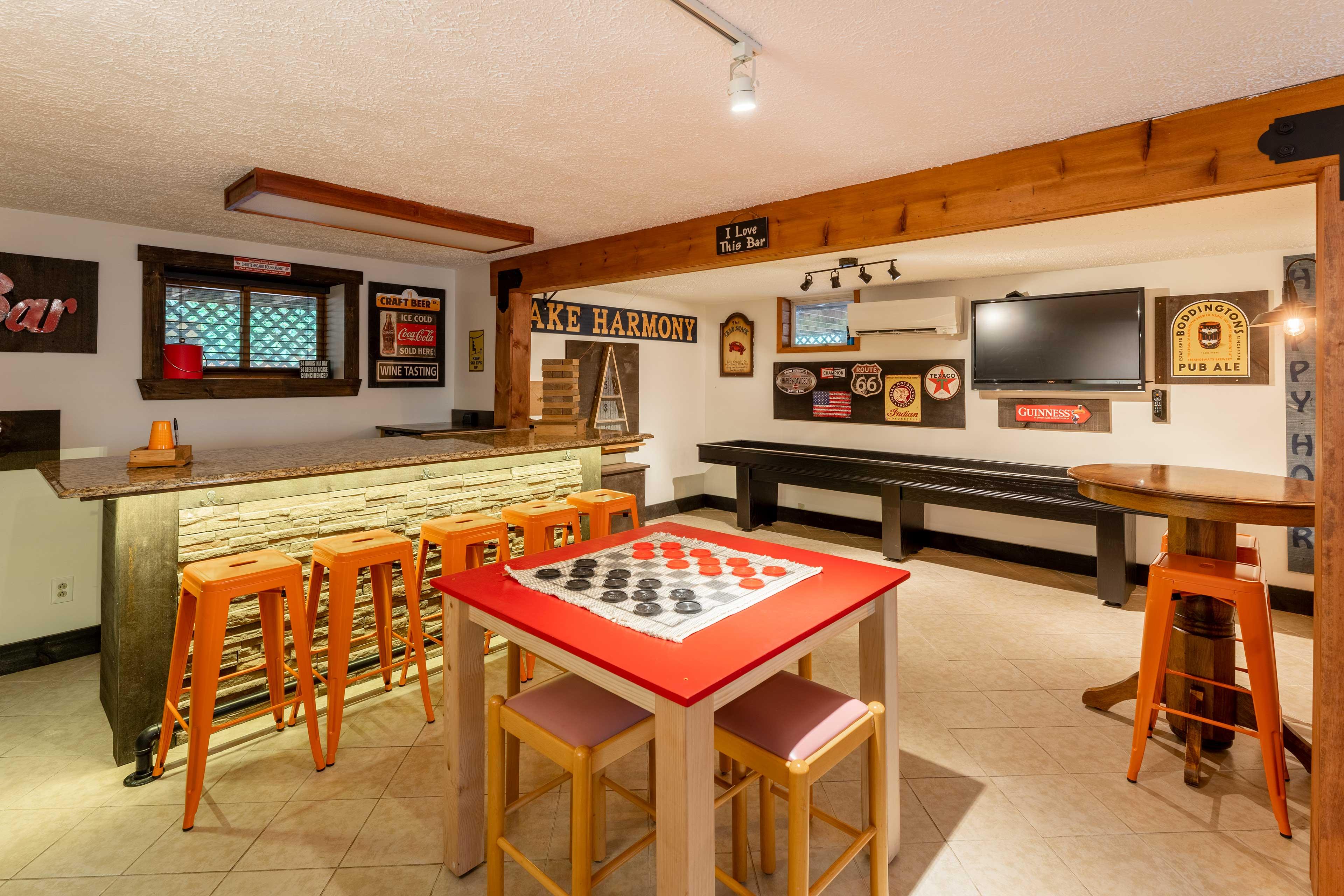 Game Room   Bar   Pub Games