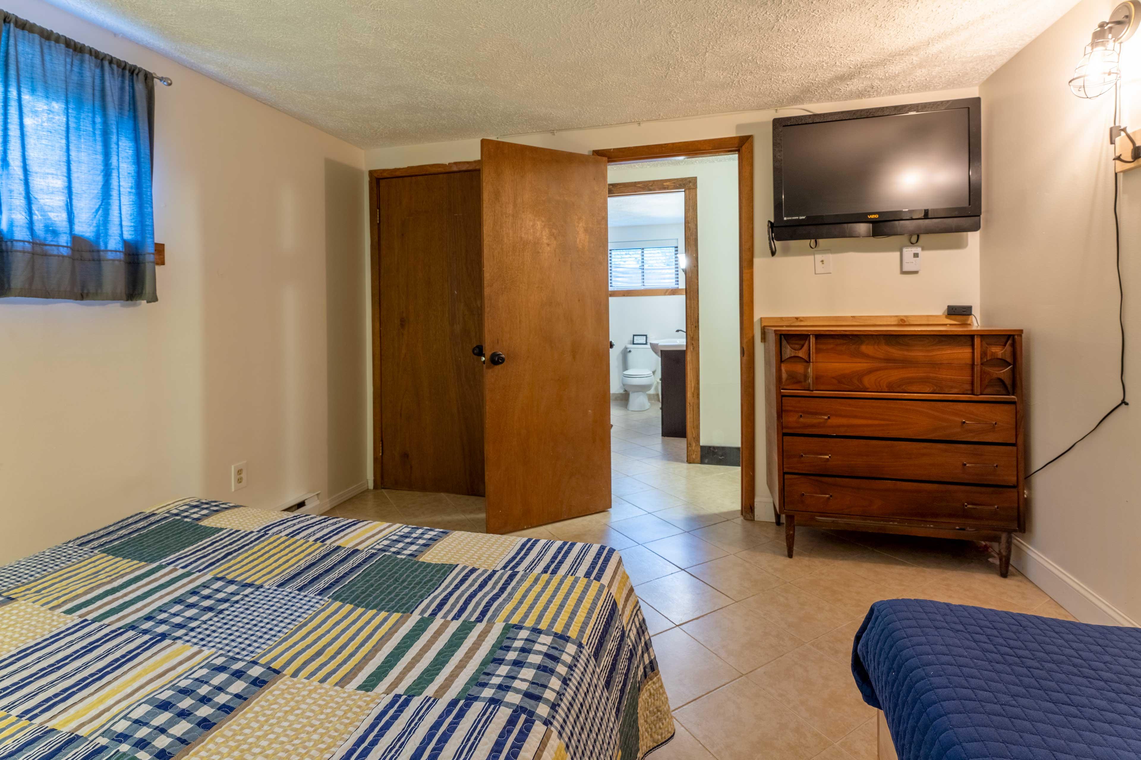 Bedroom 4   Basement