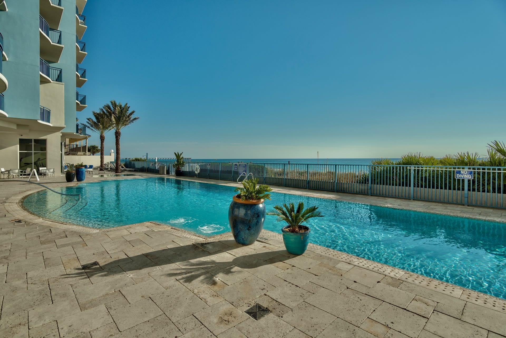 Sterling Breeze Resort Amenities