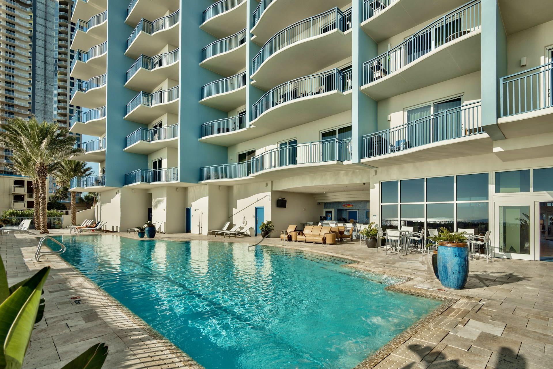 Sterling Breeze Resort Pool