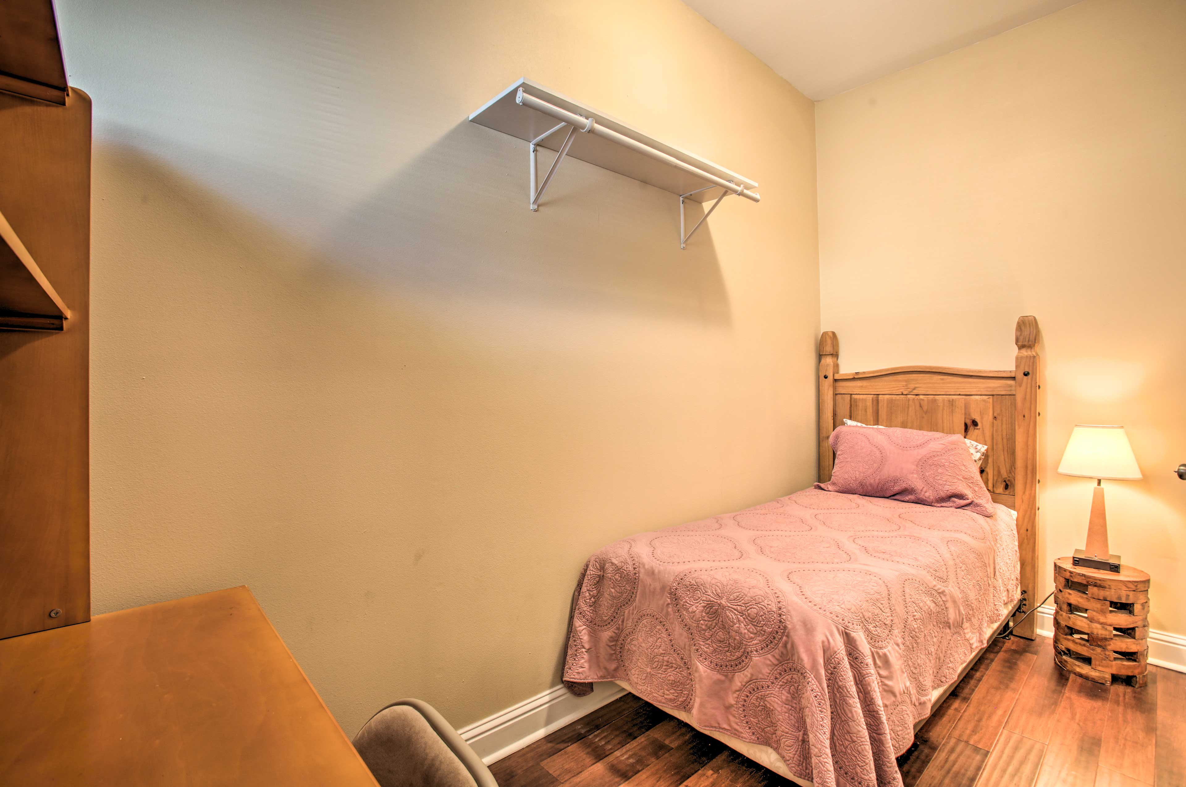 Bedroom 4 | Twin Bed