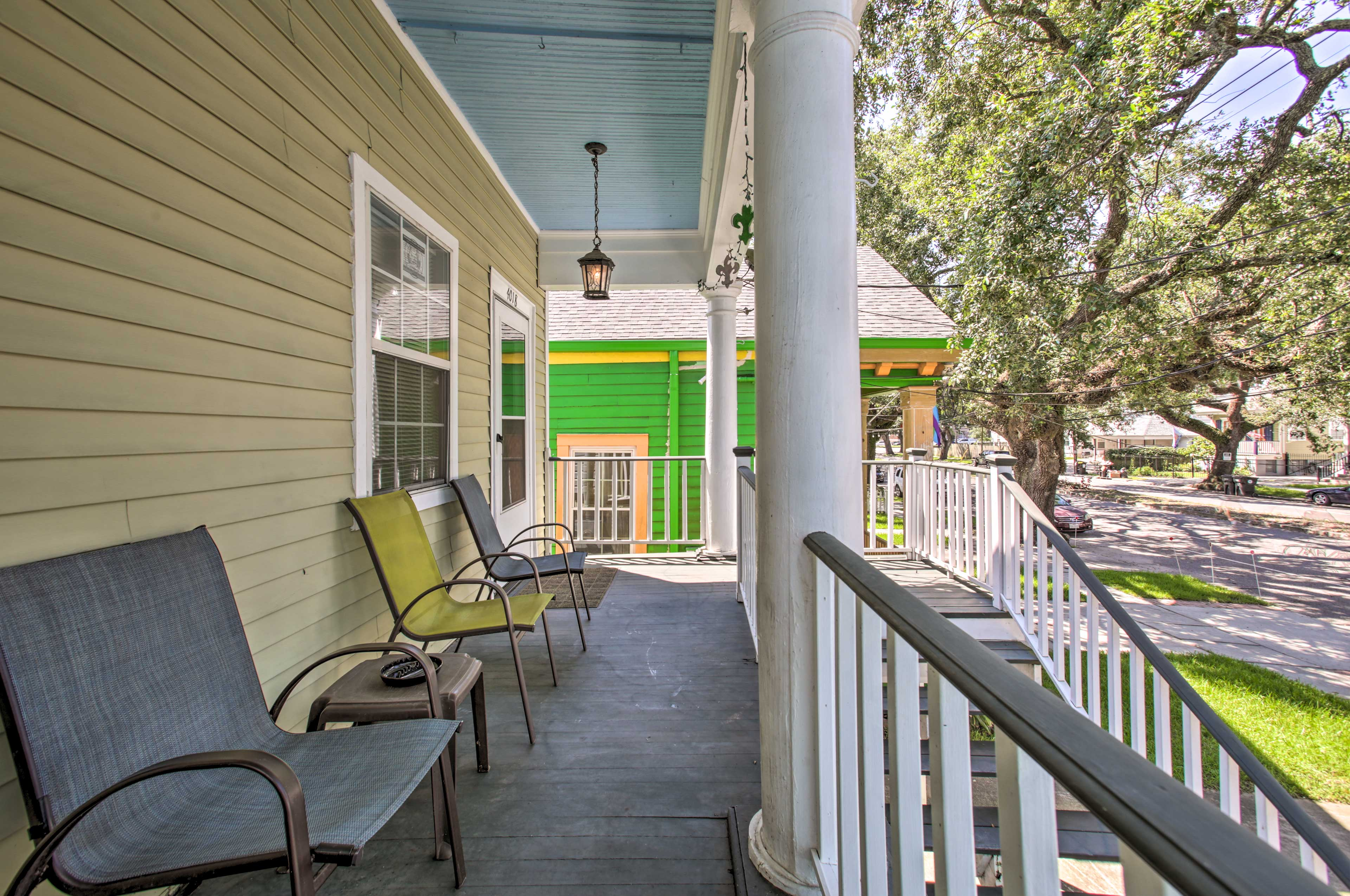 Front Porch | Porch Swing