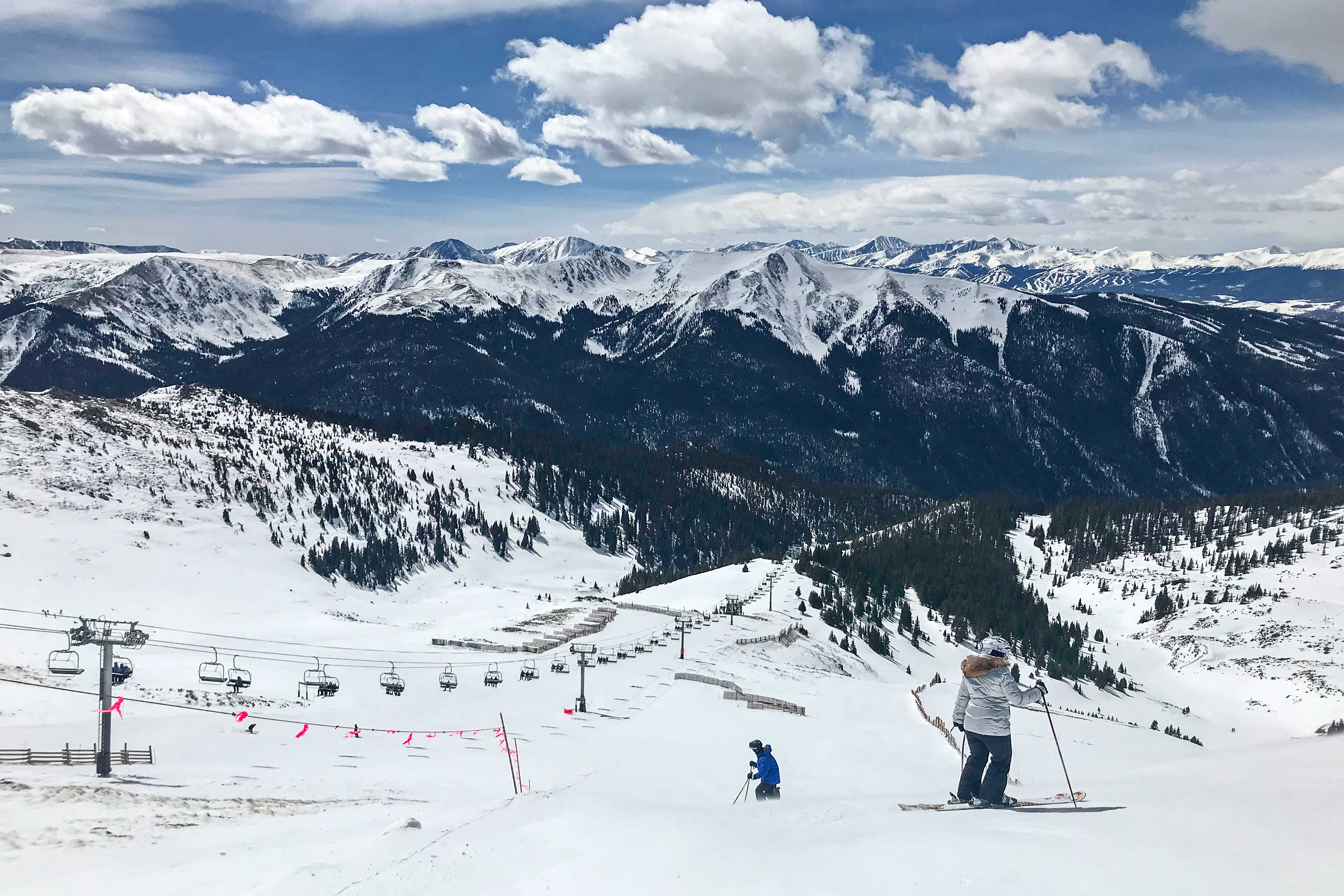 The slopes are just a short drive away!