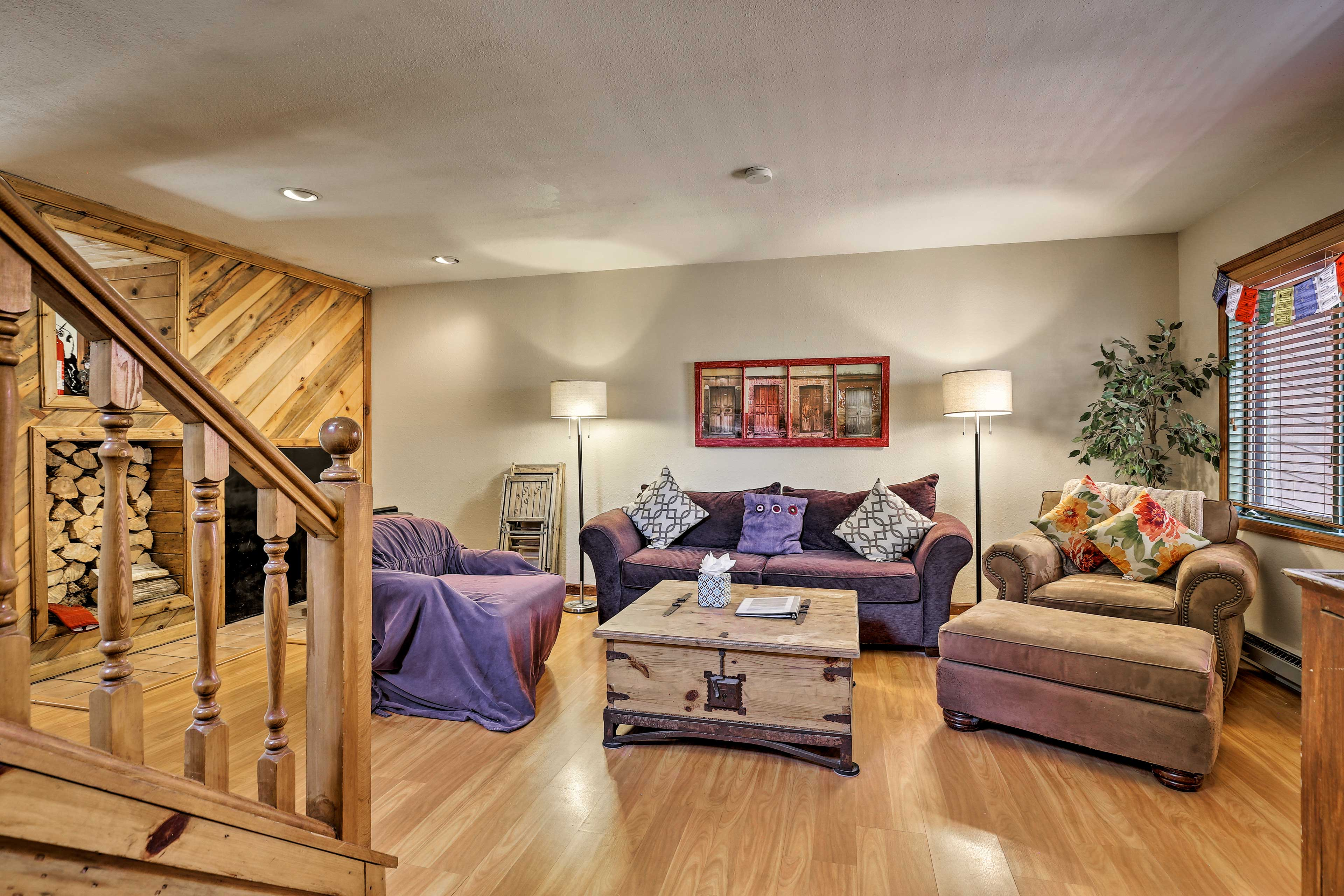 This charming abode features just shy of 1,500 square feet of living space!