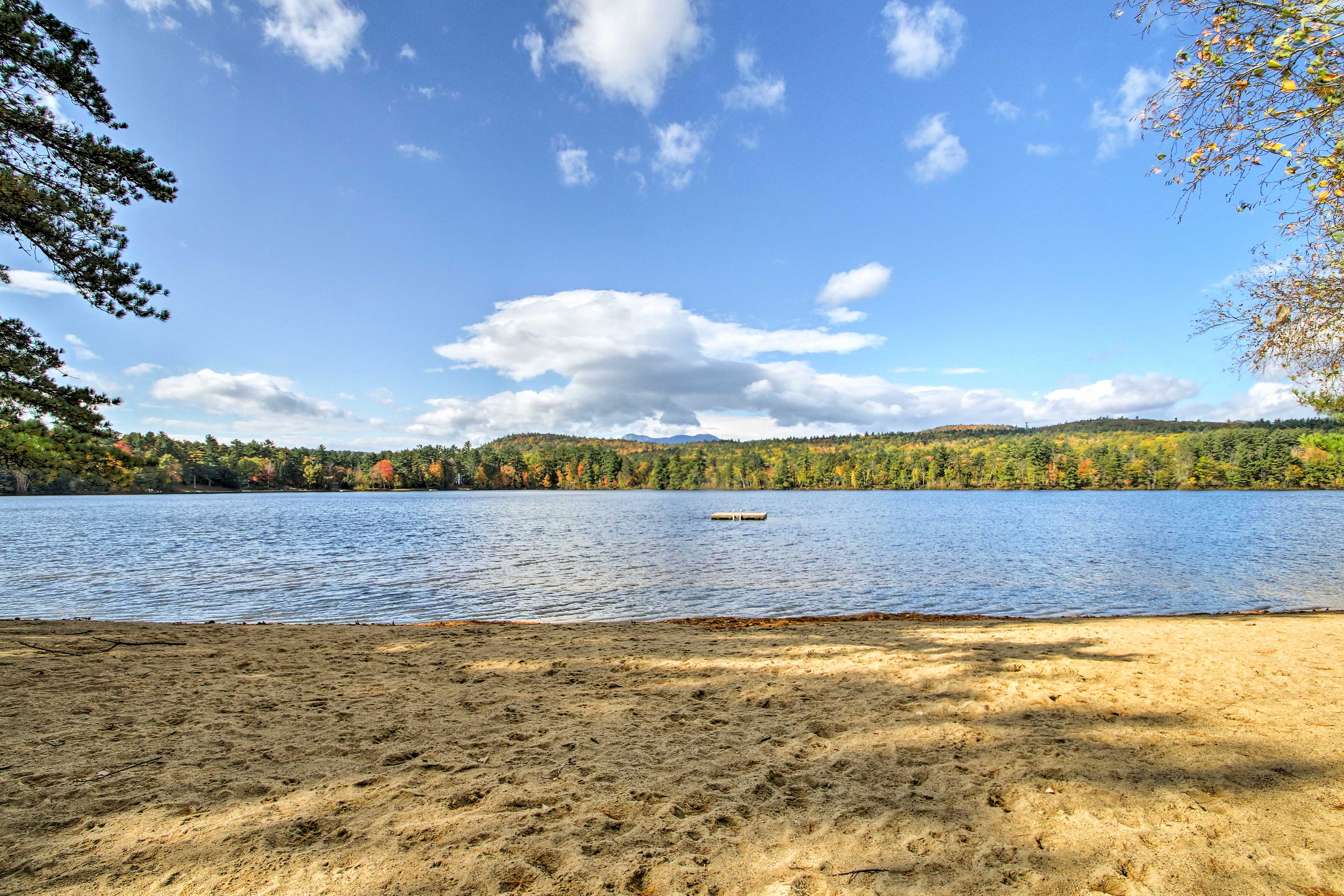 Plus, Cranmore Mountain Resort & Conway Lake aren't far either!