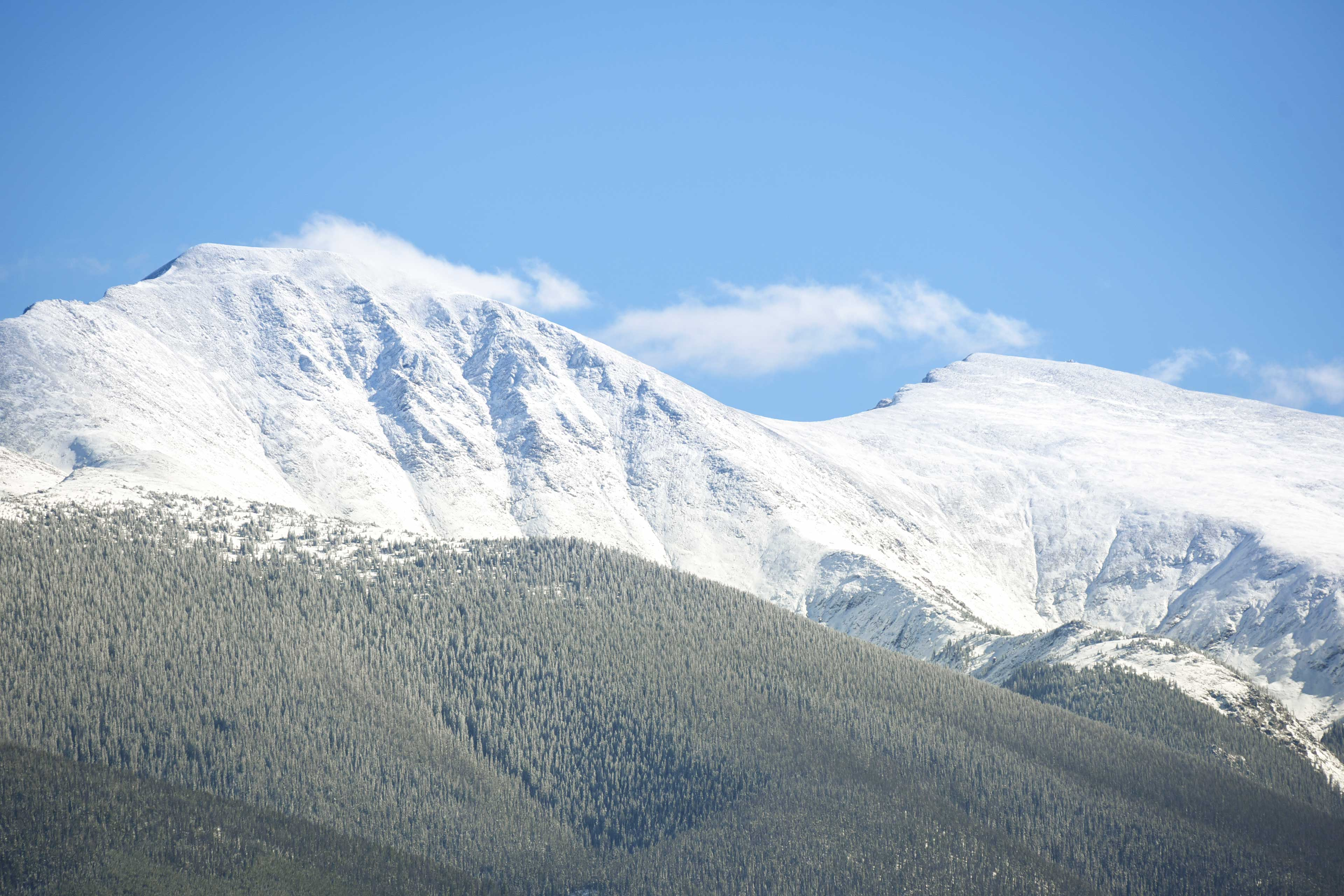 The Rocky Mountains are the perfect destination year-round.