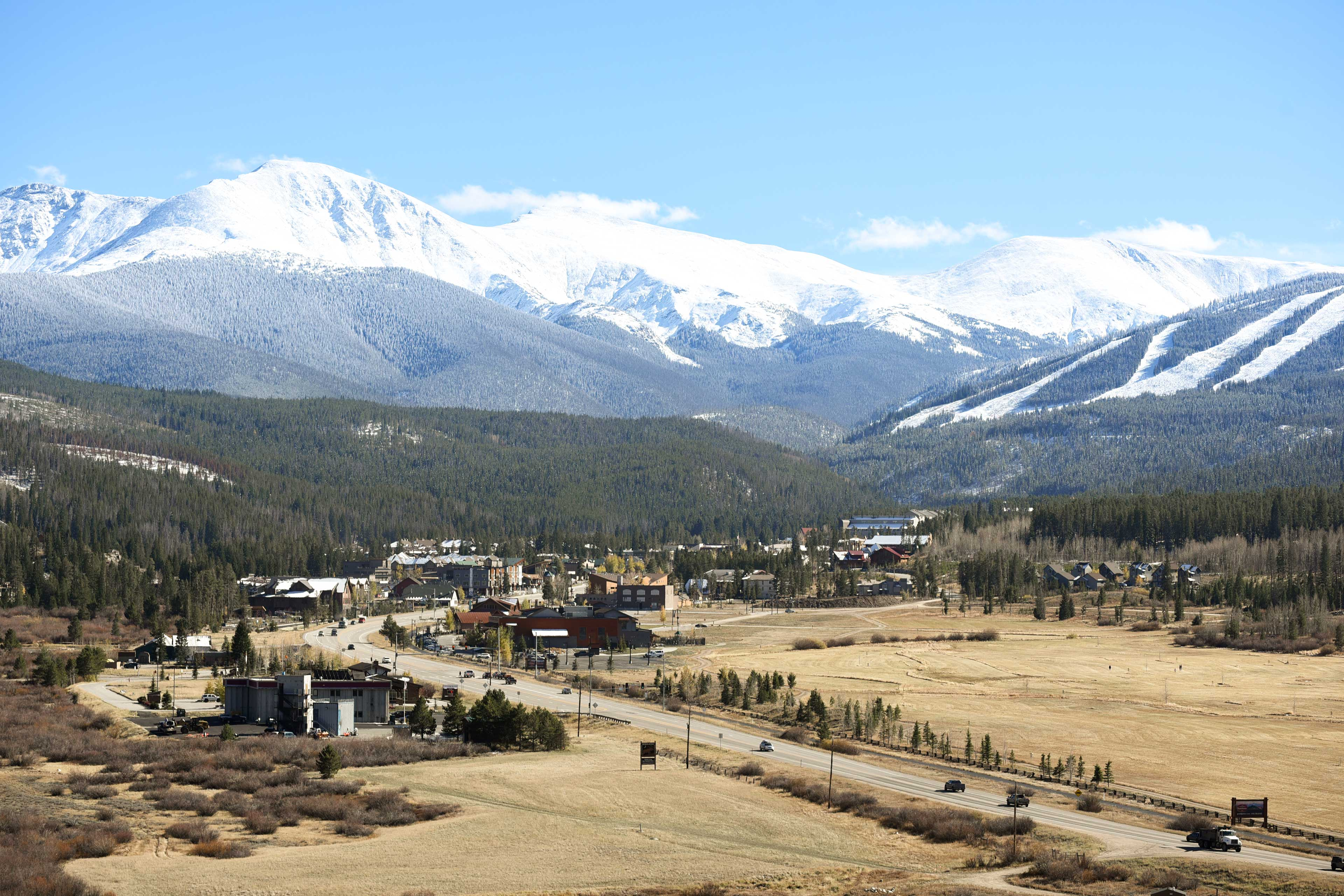 Access Fraser and Winter Park attractions in no time!