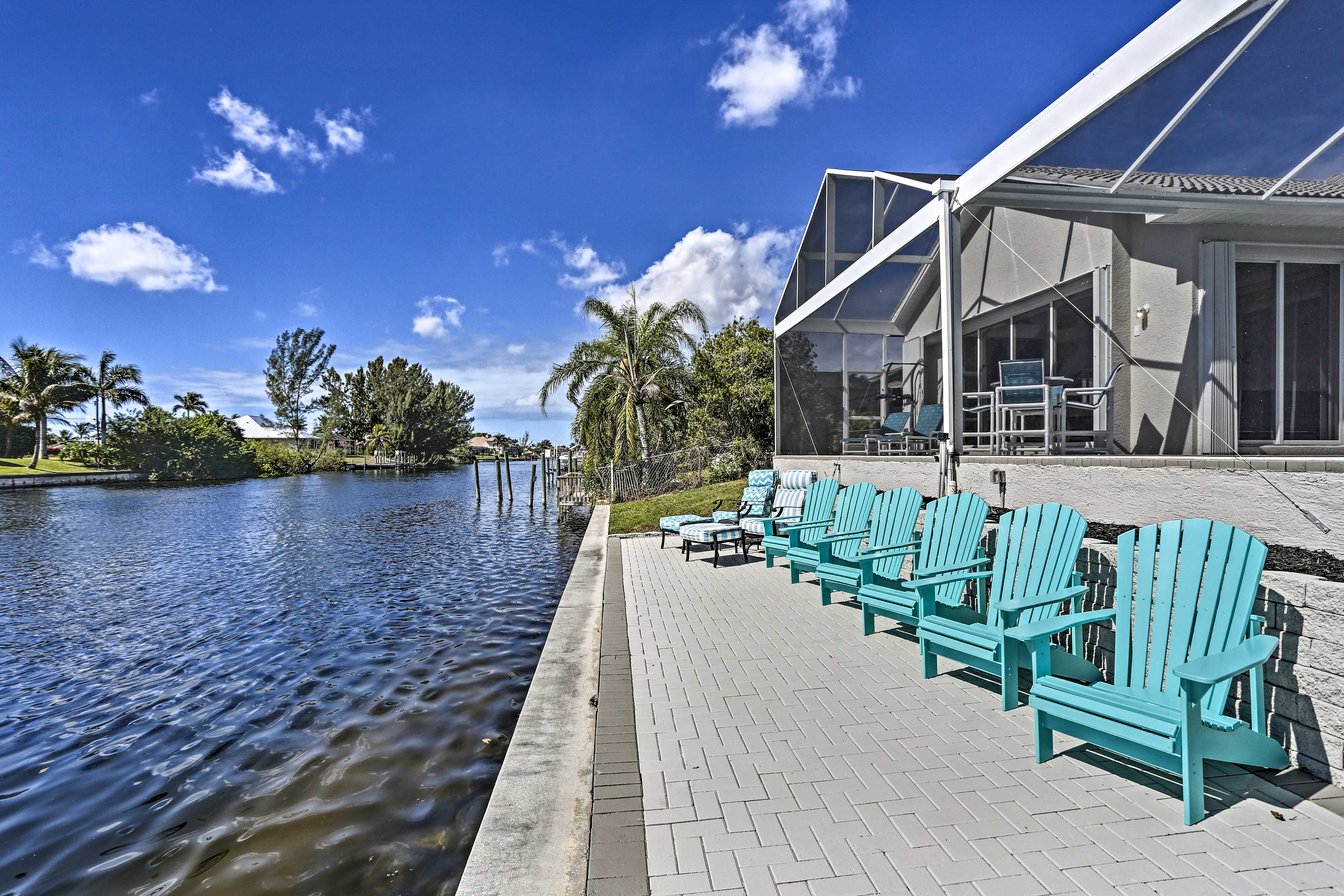 You'll never want to leave this Sunshine State sanctuary!