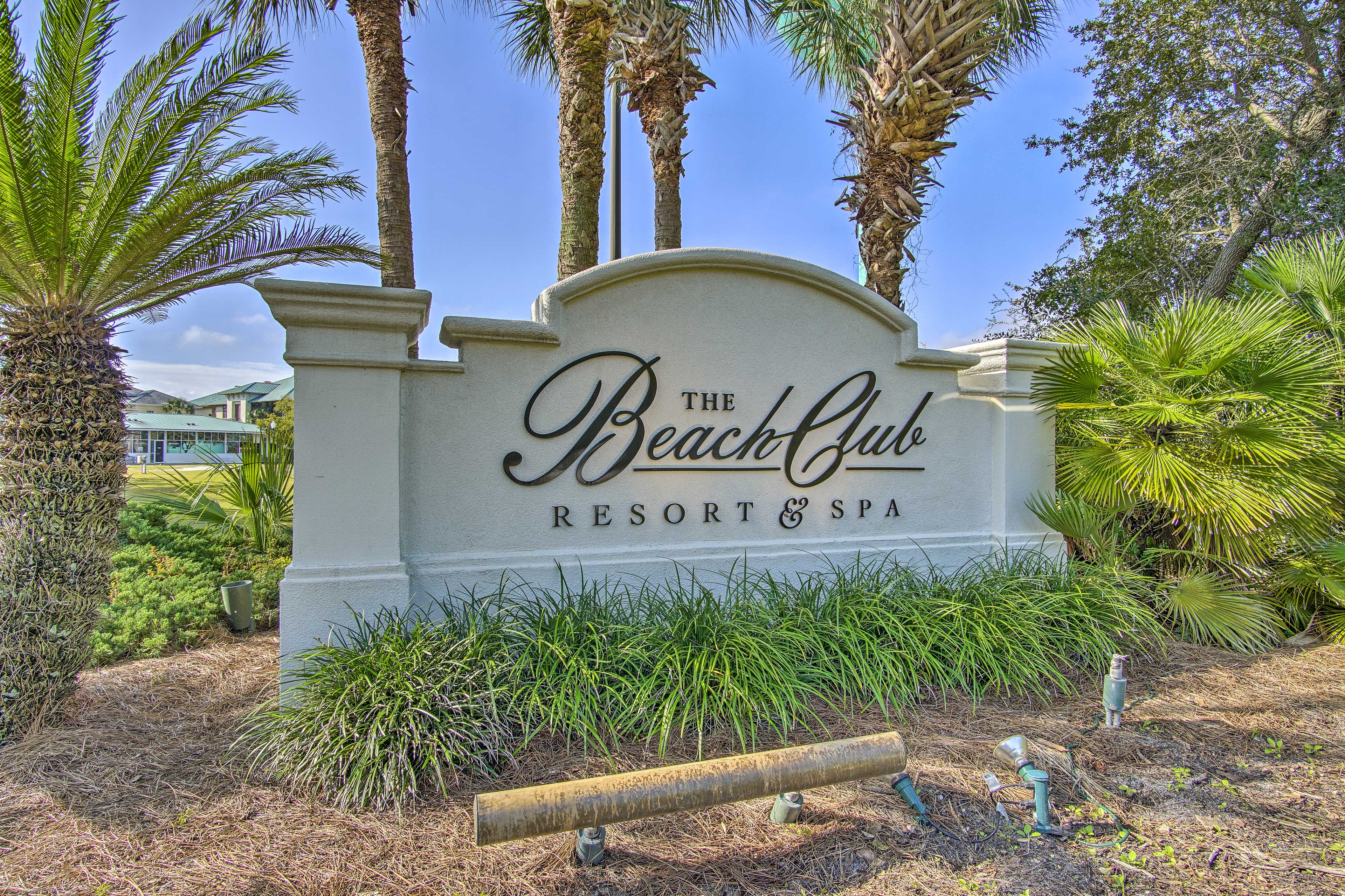 It doesn't get any better than The Beach Club for your next Alabama getaway!
