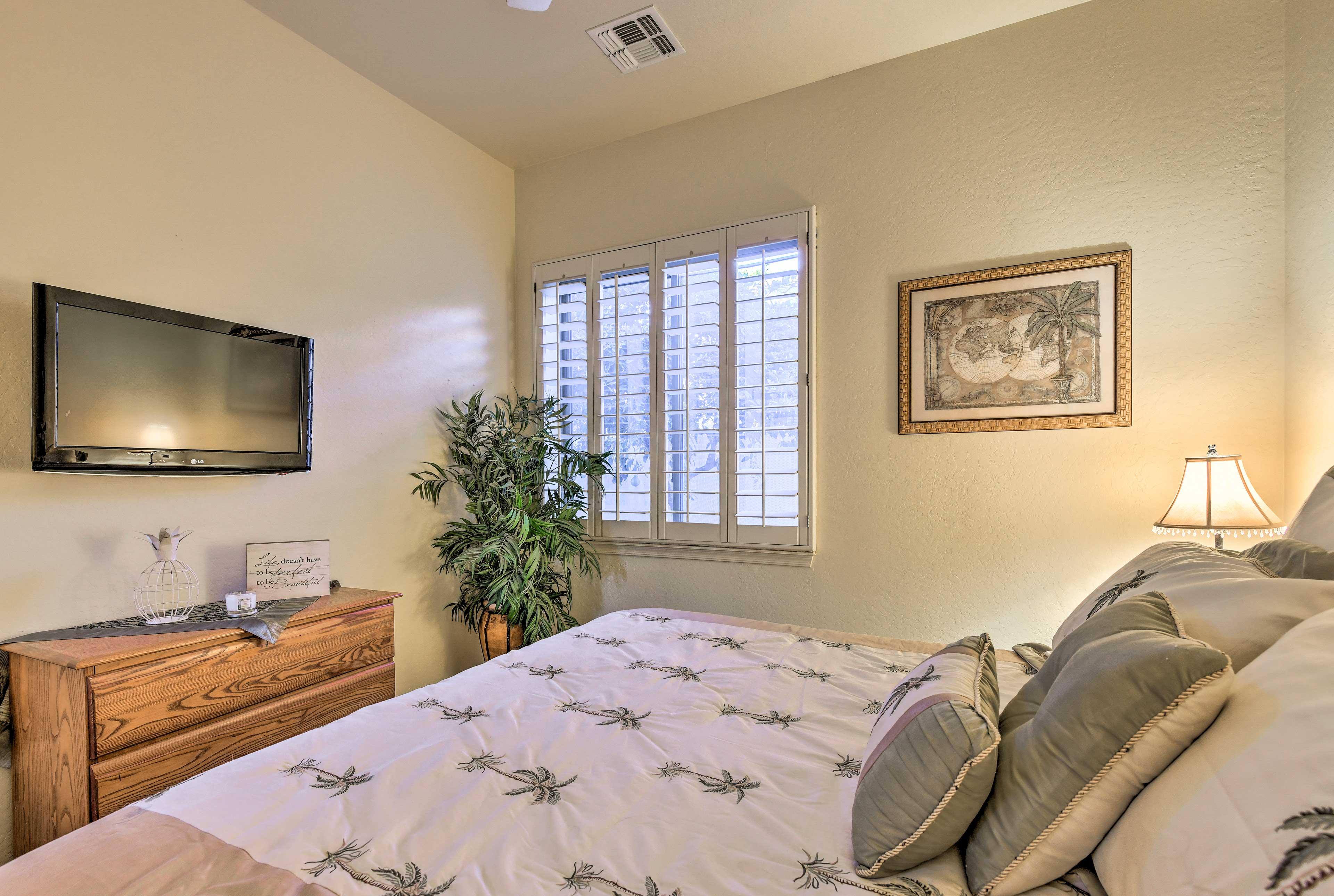 Bedroom 3   California King Bed