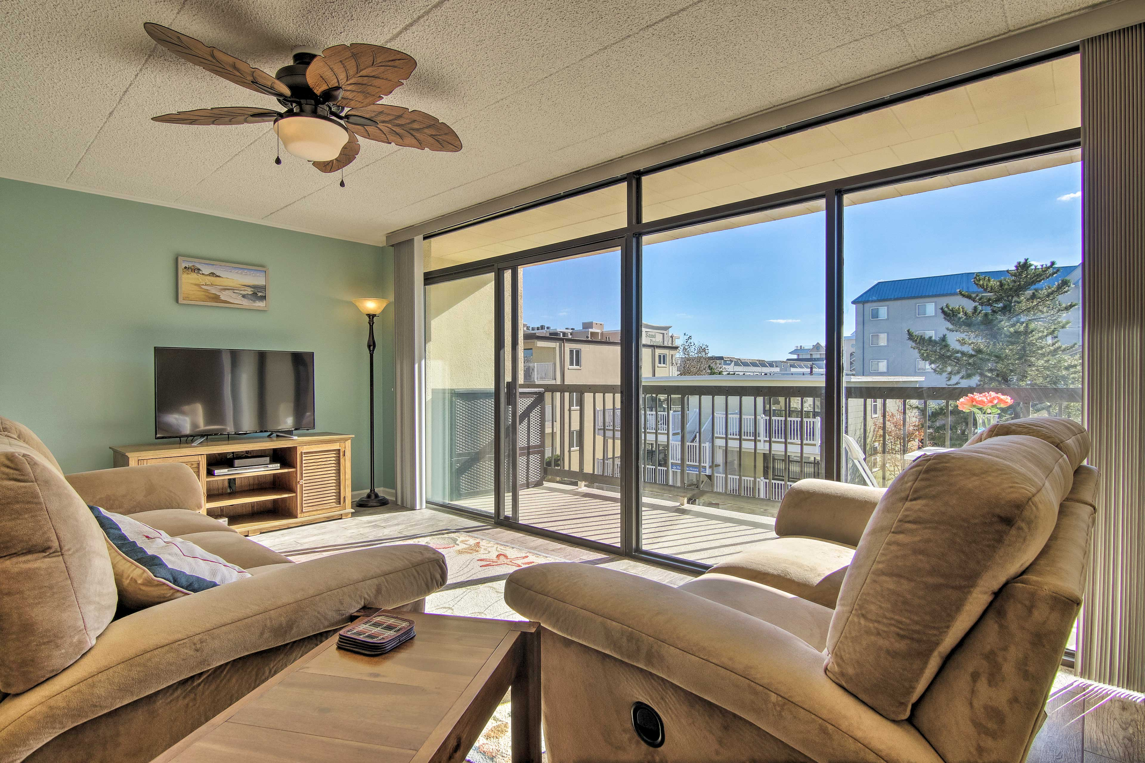 Book this vacation rental condo for a retreat in Ocean City, MD!