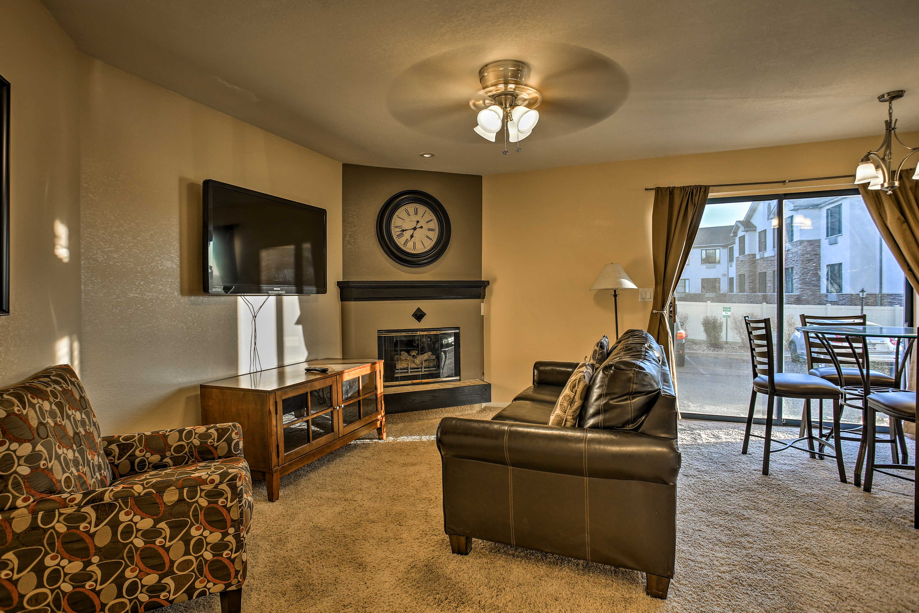 Make yourself at home in this Denver area vacation rental condo!