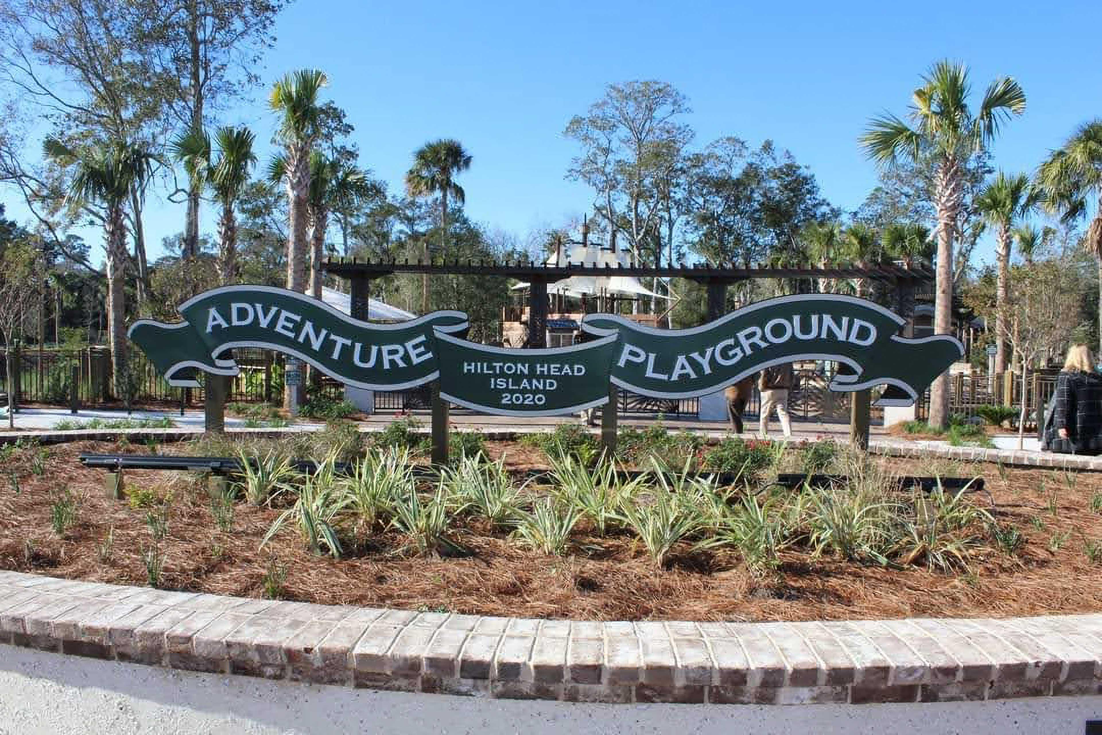 Adventure Playground   2 Blocks Away