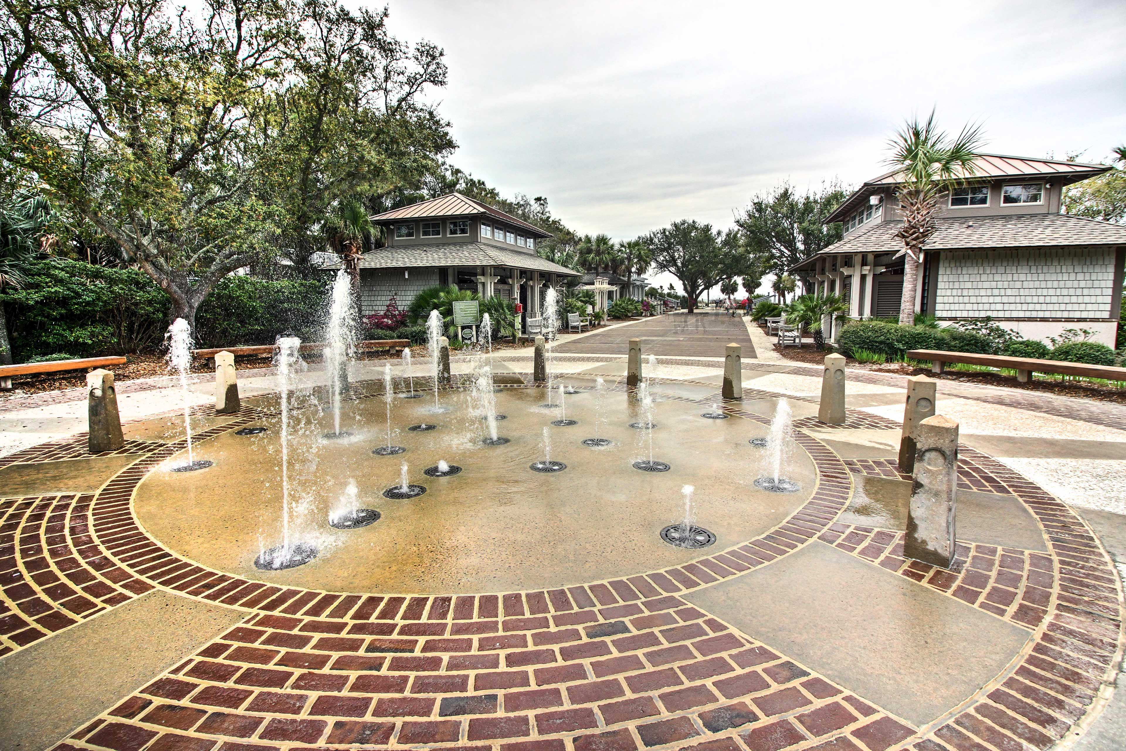 Coligny Beach Plaza