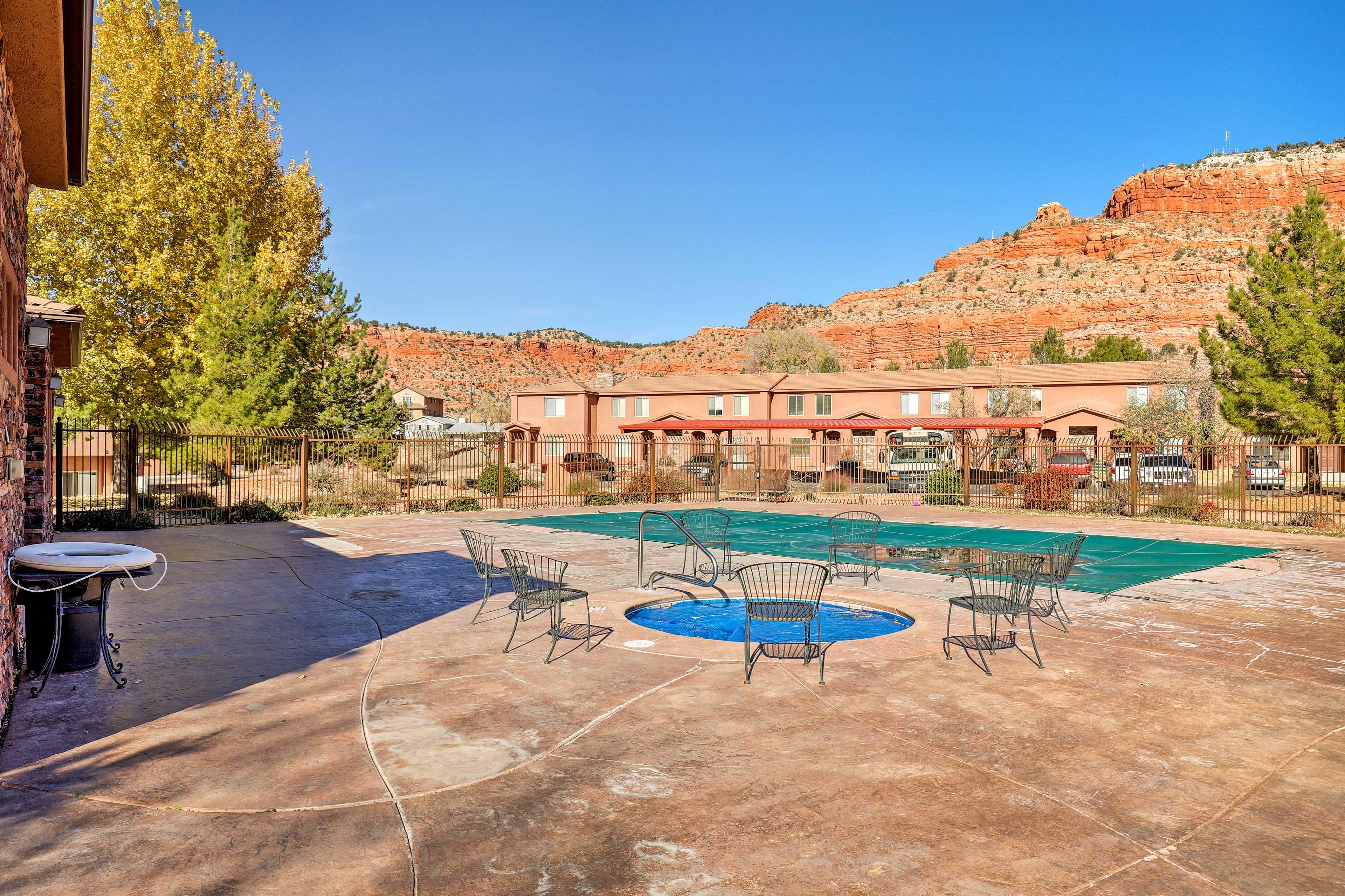 At El Pueblo Townhomes you'll enjoy an array of luxury amenities.