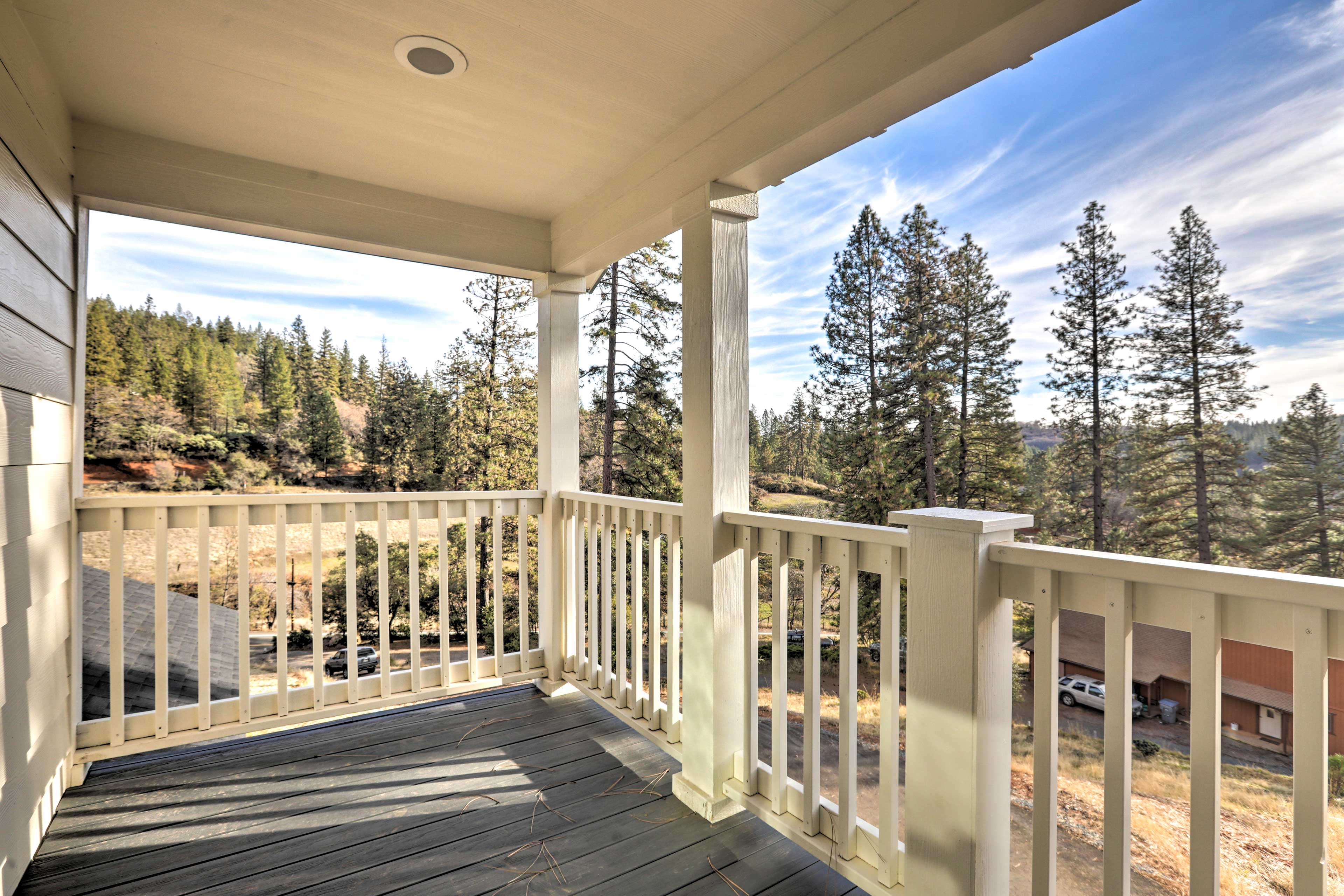 Picturesque Northern California awaits you at the vacation rental home.