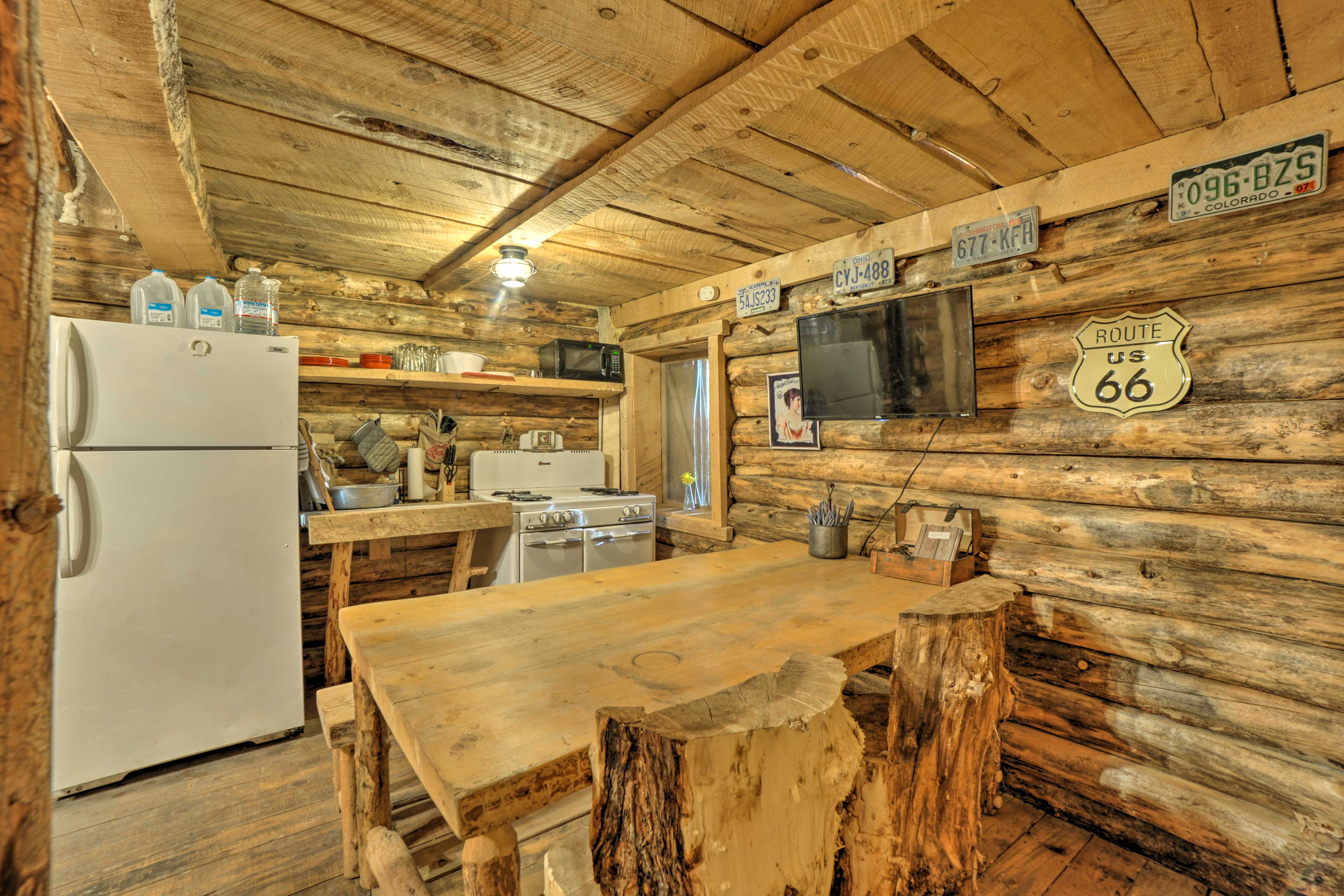 Retreat to Mancos, CO for a relaxing trip amid this 1-BA studio vacation rental.