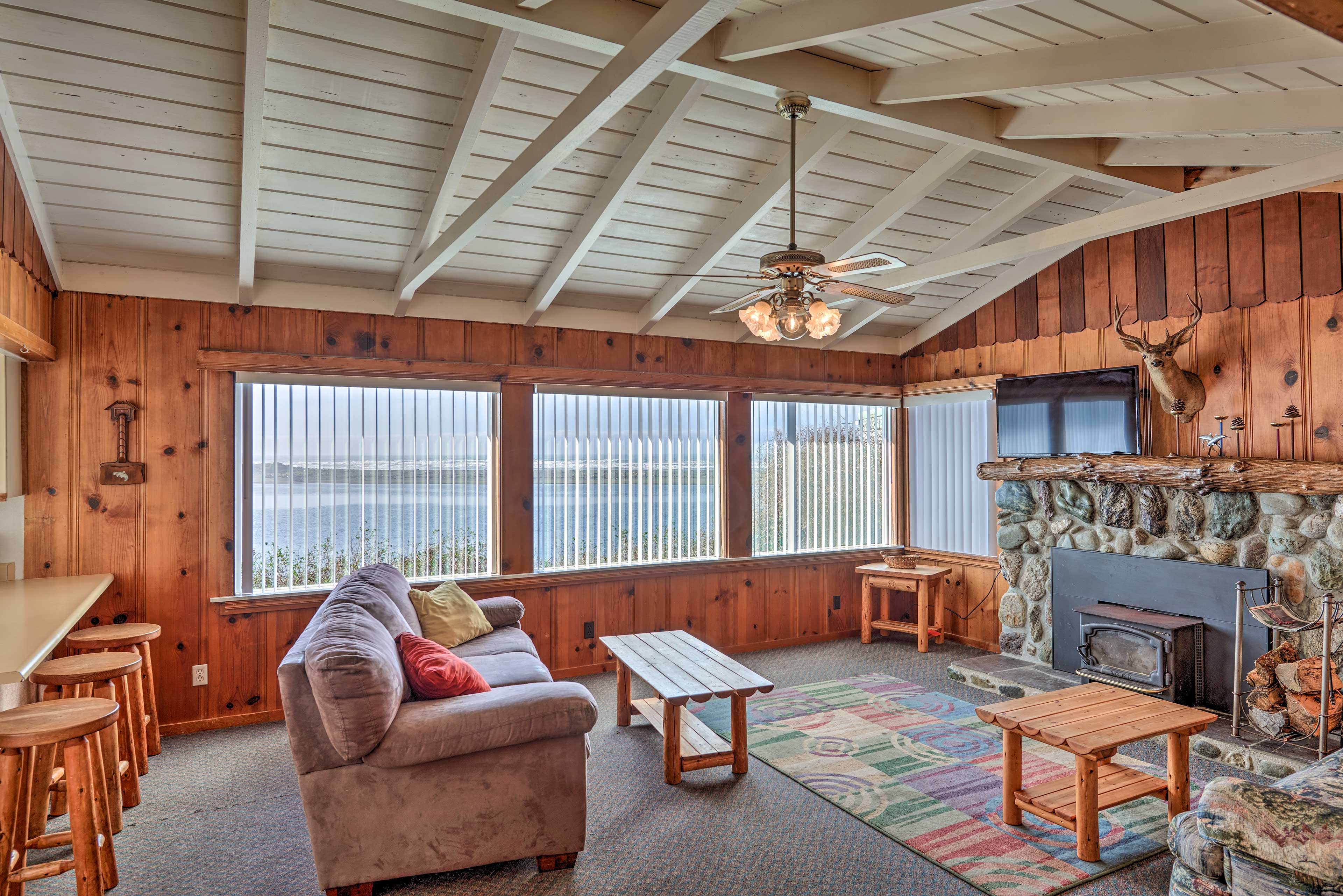 Adventure awaits in this Smith River home.