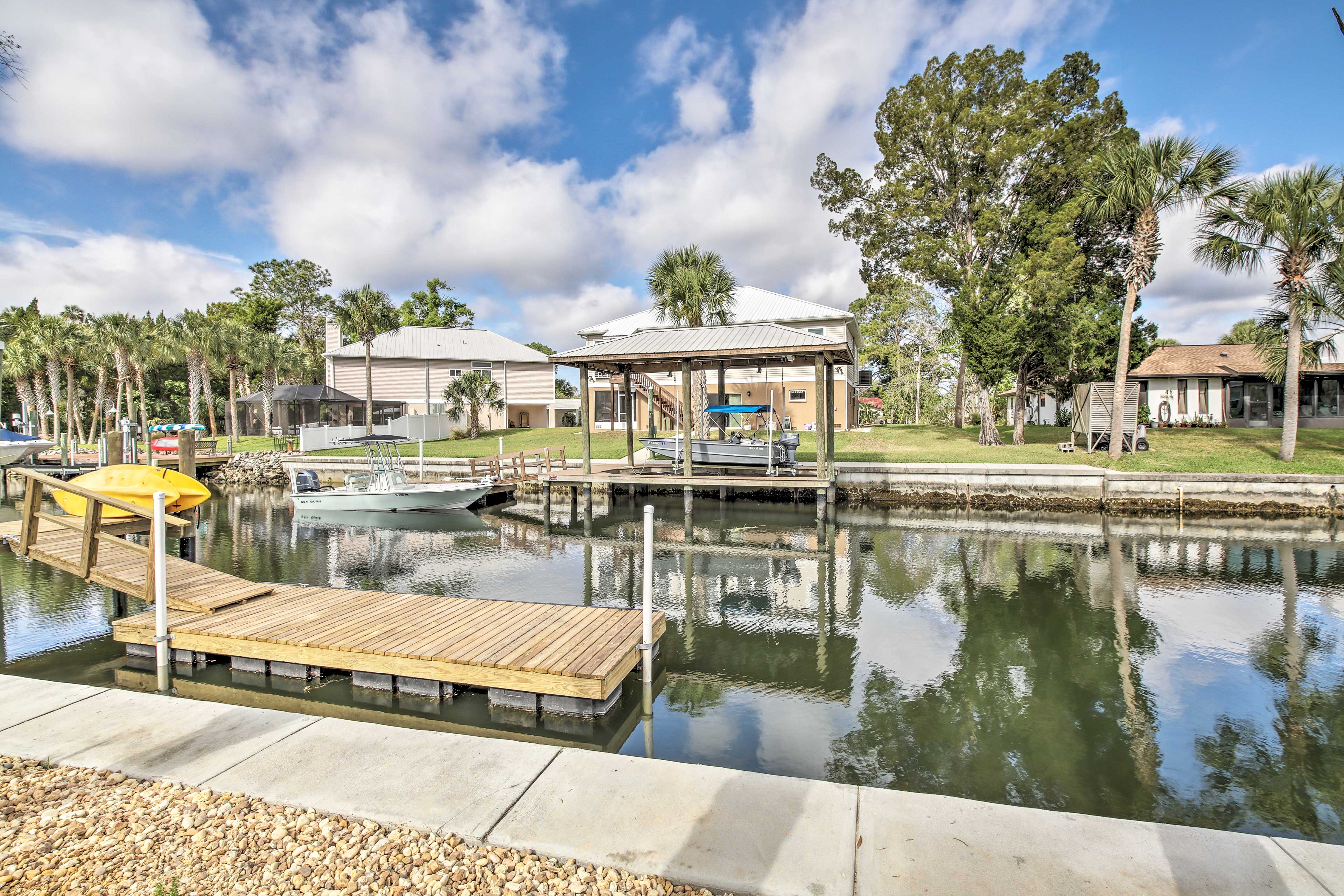 This 3-bed, 2-bath vacation rental home is the prefect retreat!