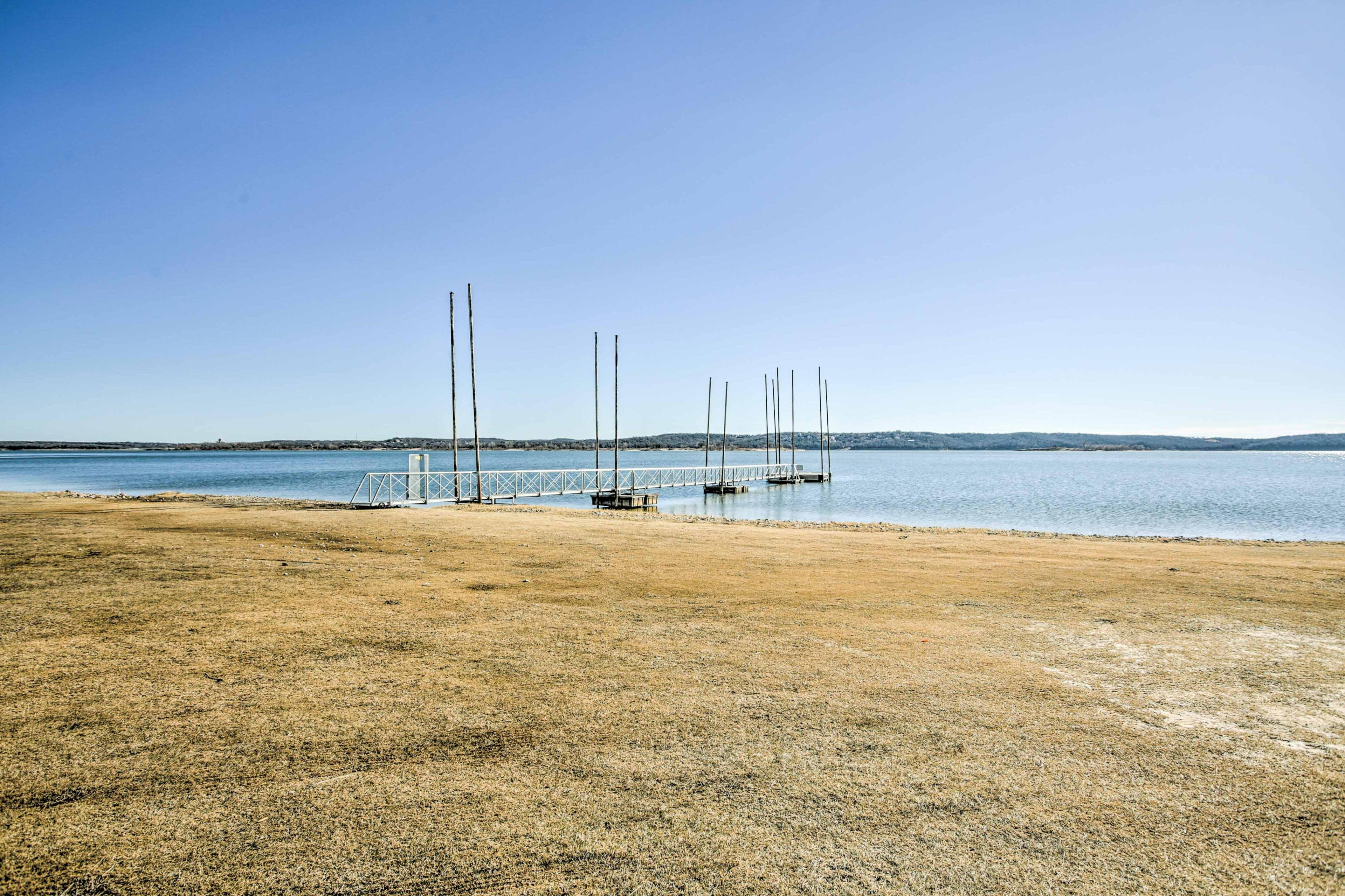 Seek out watercraft rentals at 4 nearby marinas.