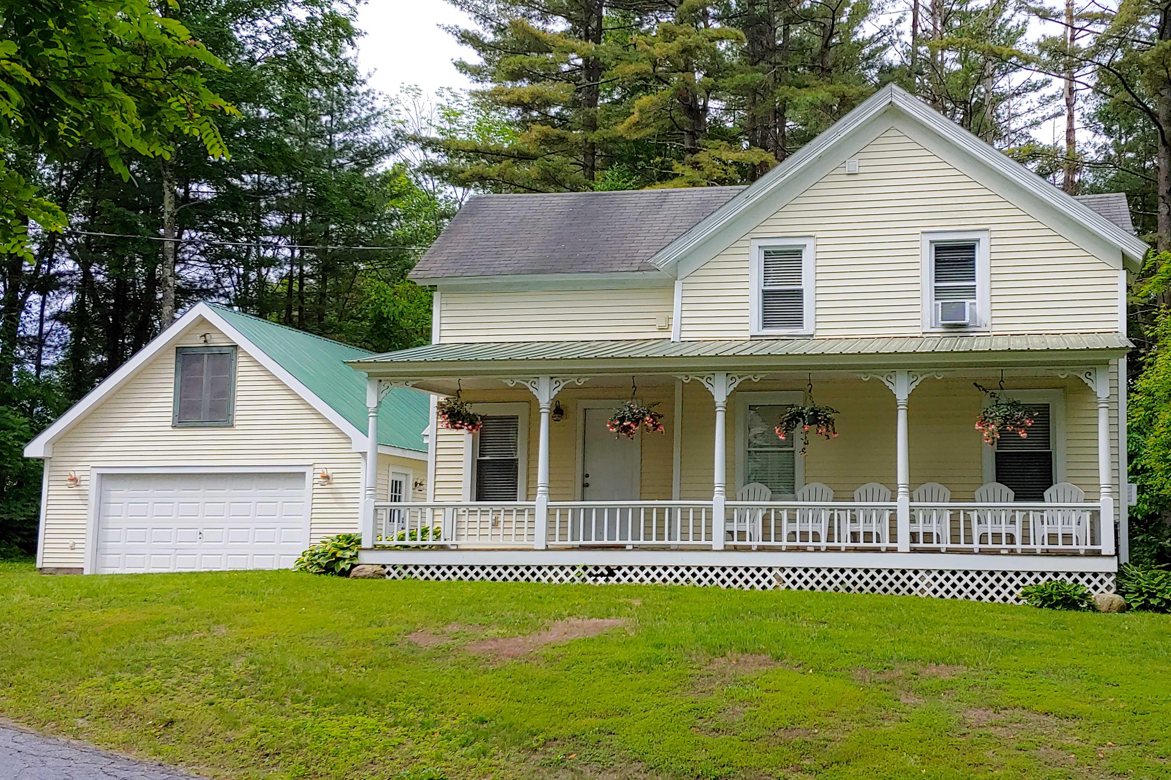 Family-friendly fun awaits at this 4-bedroom, 2-bath Warrensburg home!