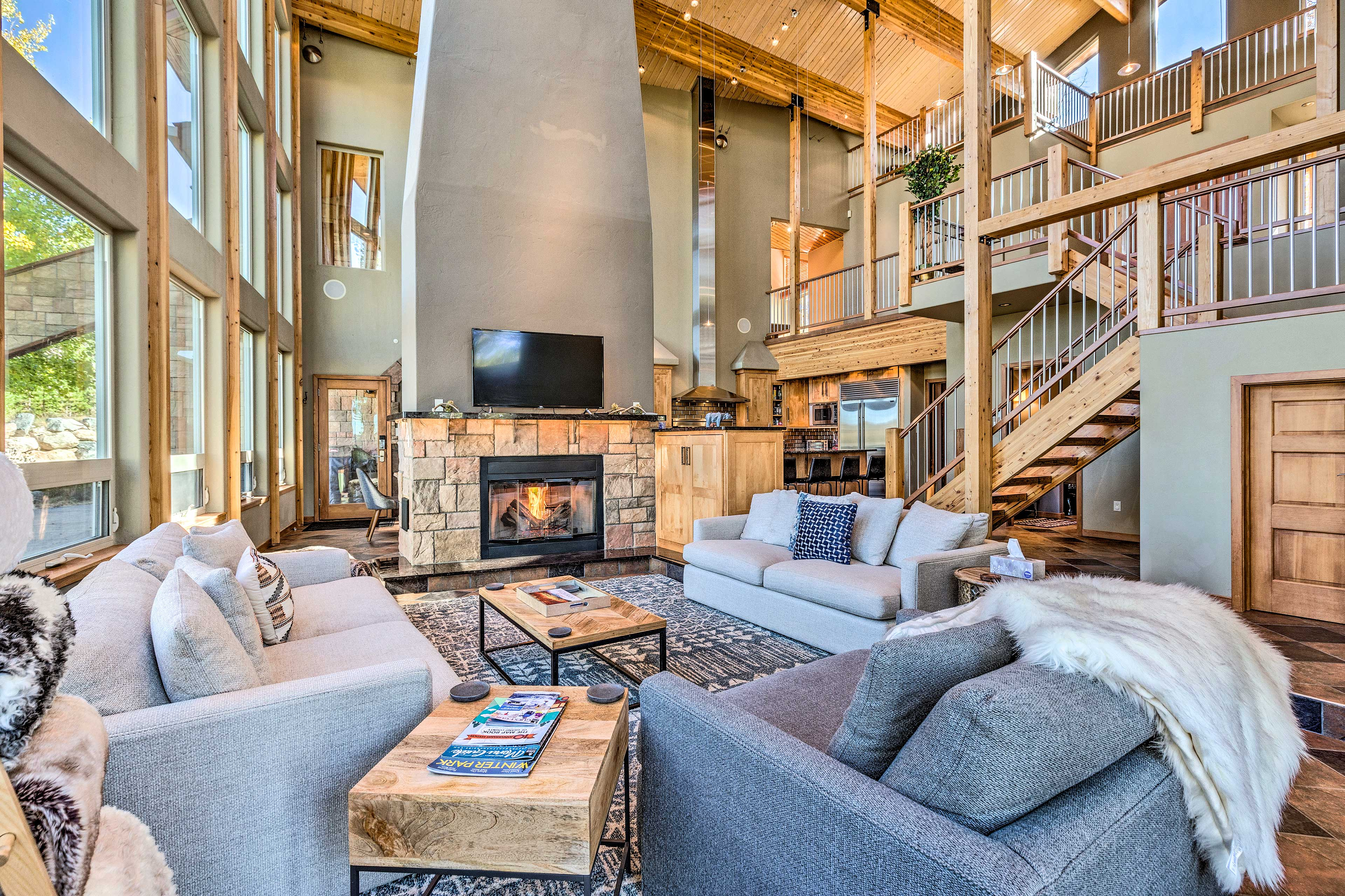 Experience a one-of-a-kind trip to this amazing vacation rental house!