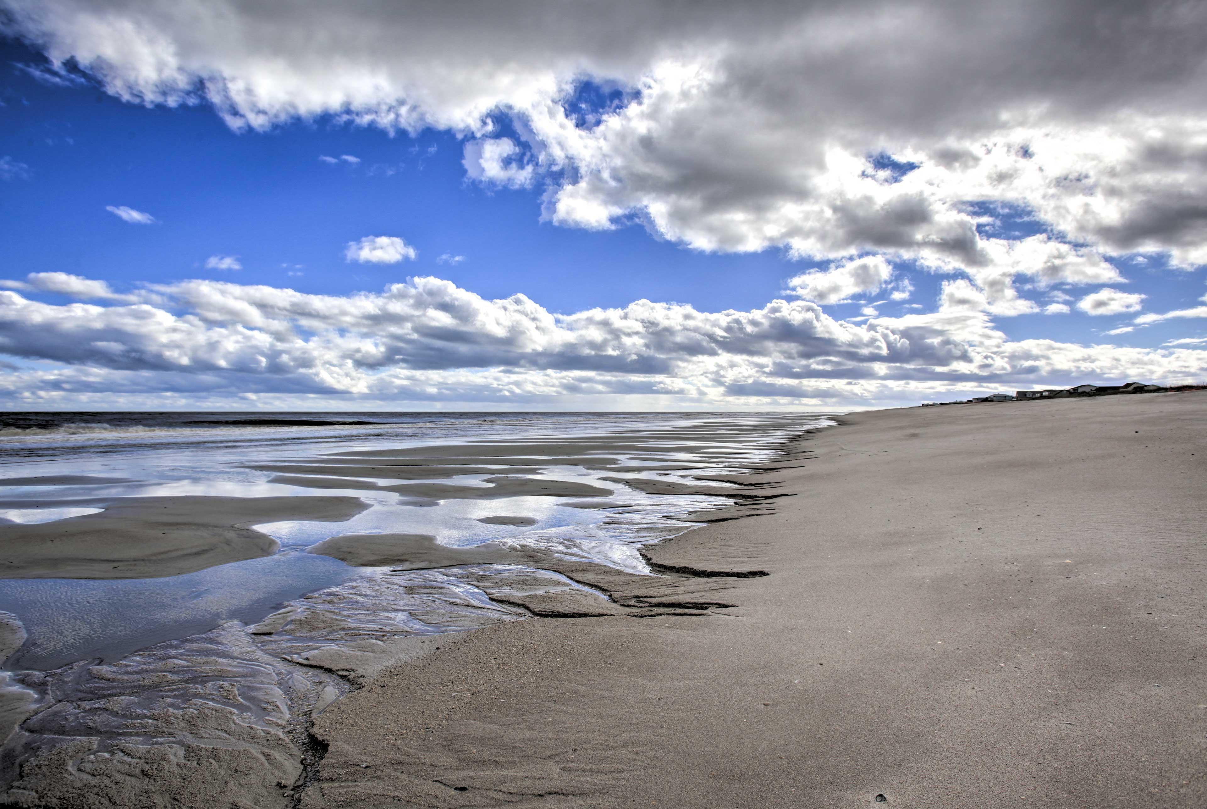 A relaxing beach retreat awaits you at this Fernandina Beach townhome!
