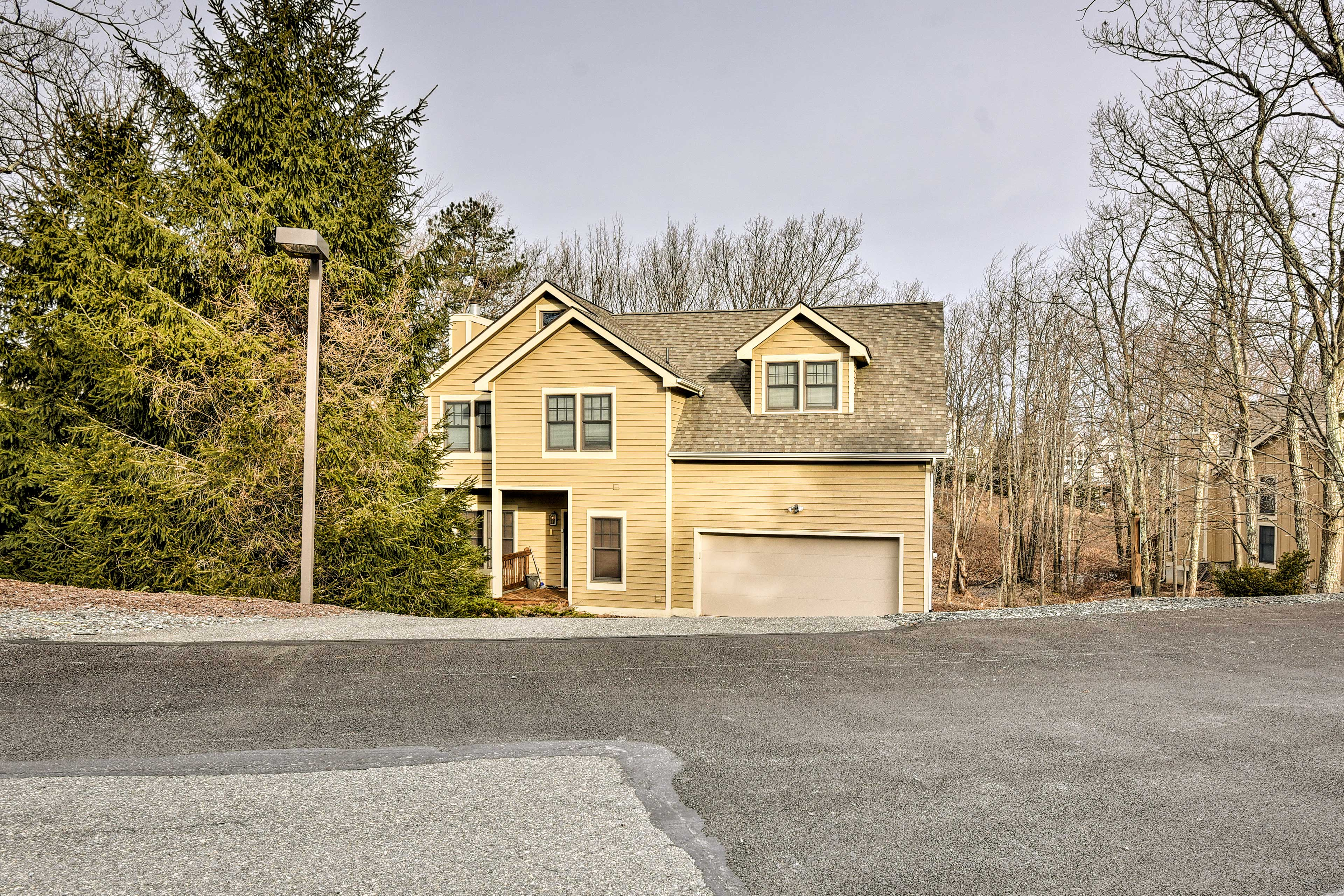 It's hard to find a better Pennsylvania vacation rental in Tannersville!