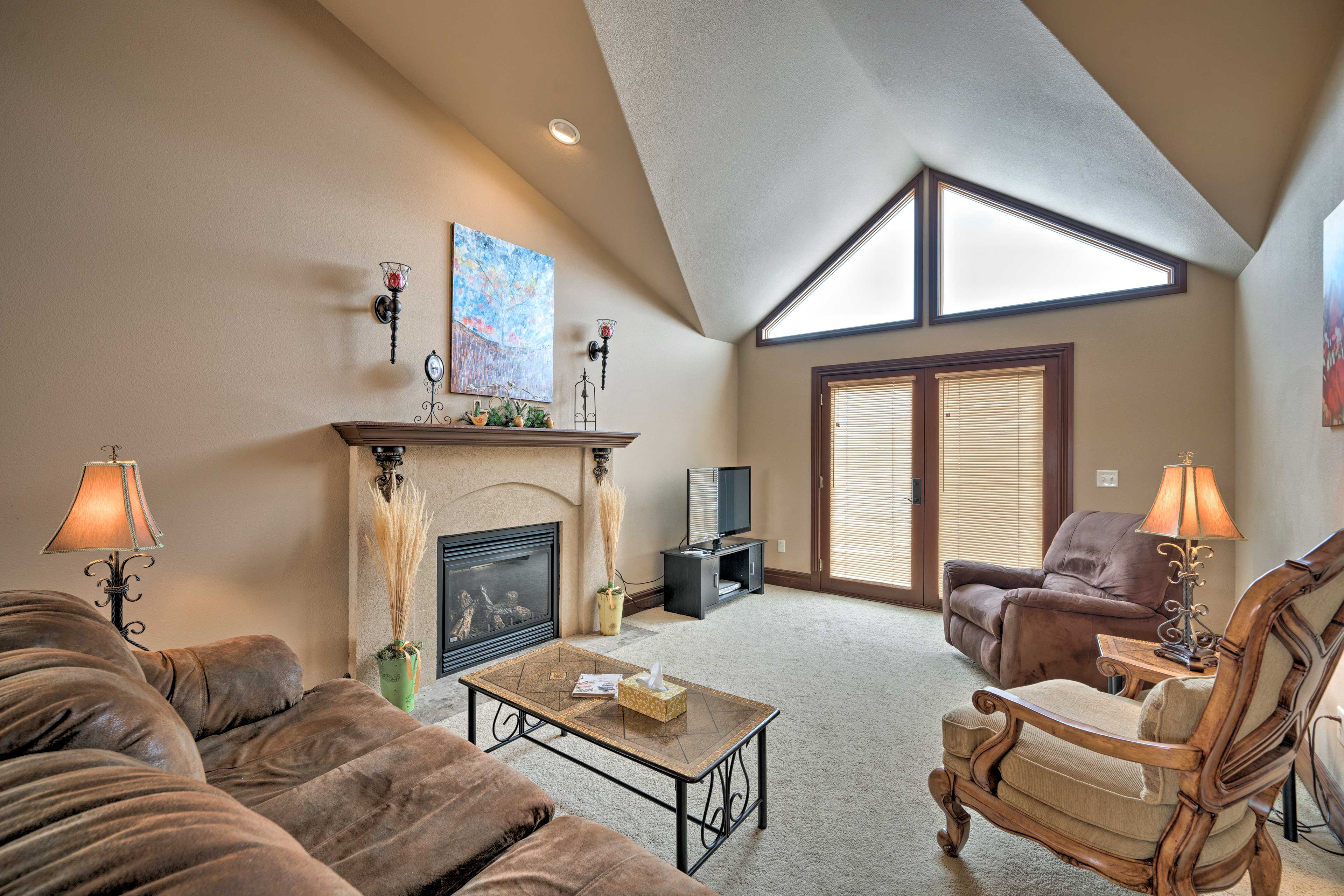 Head to Red Lodge, Montana and stay at this vacation rental!