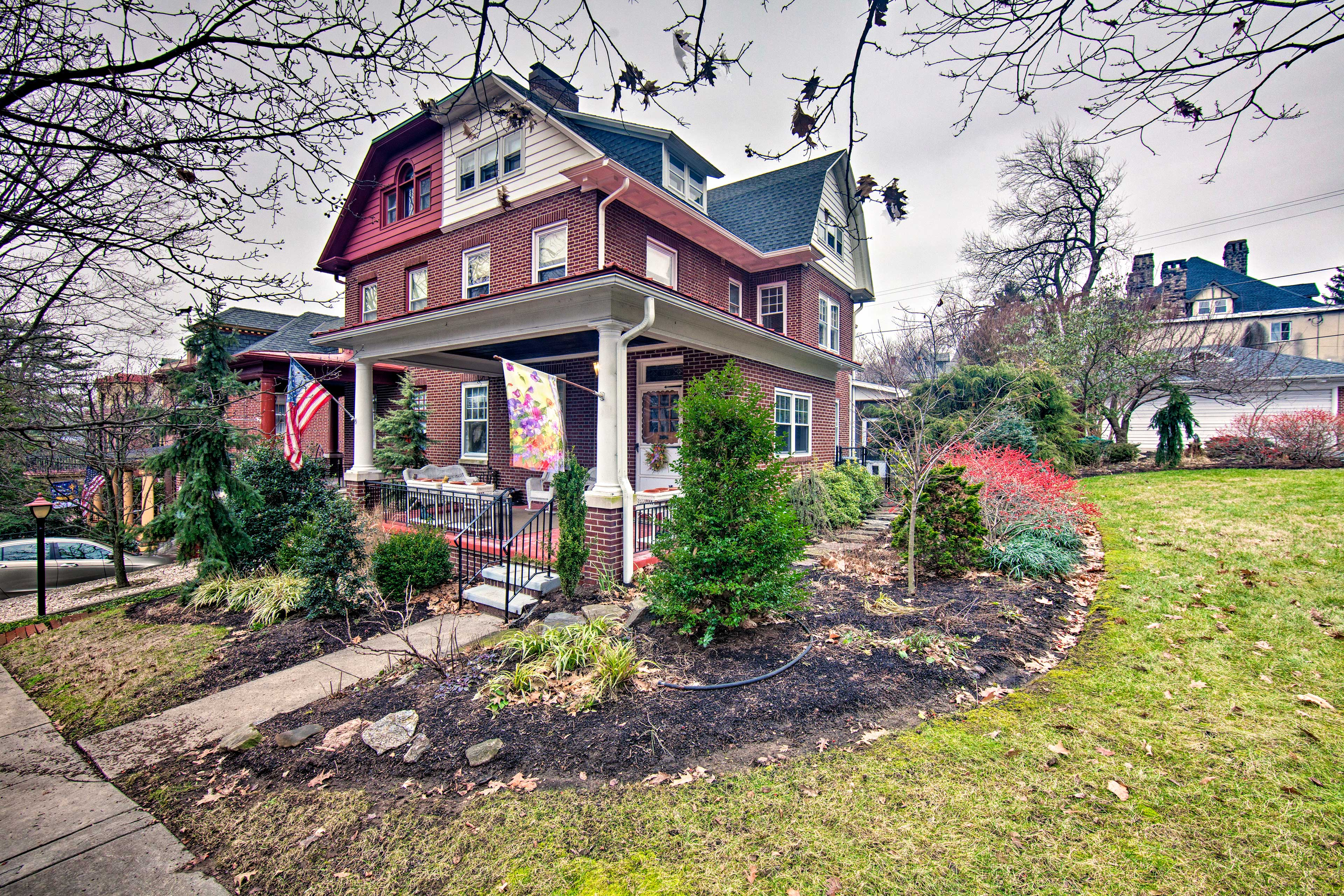 You'll fall in love with this charming home in Reading, Pennsylvania!