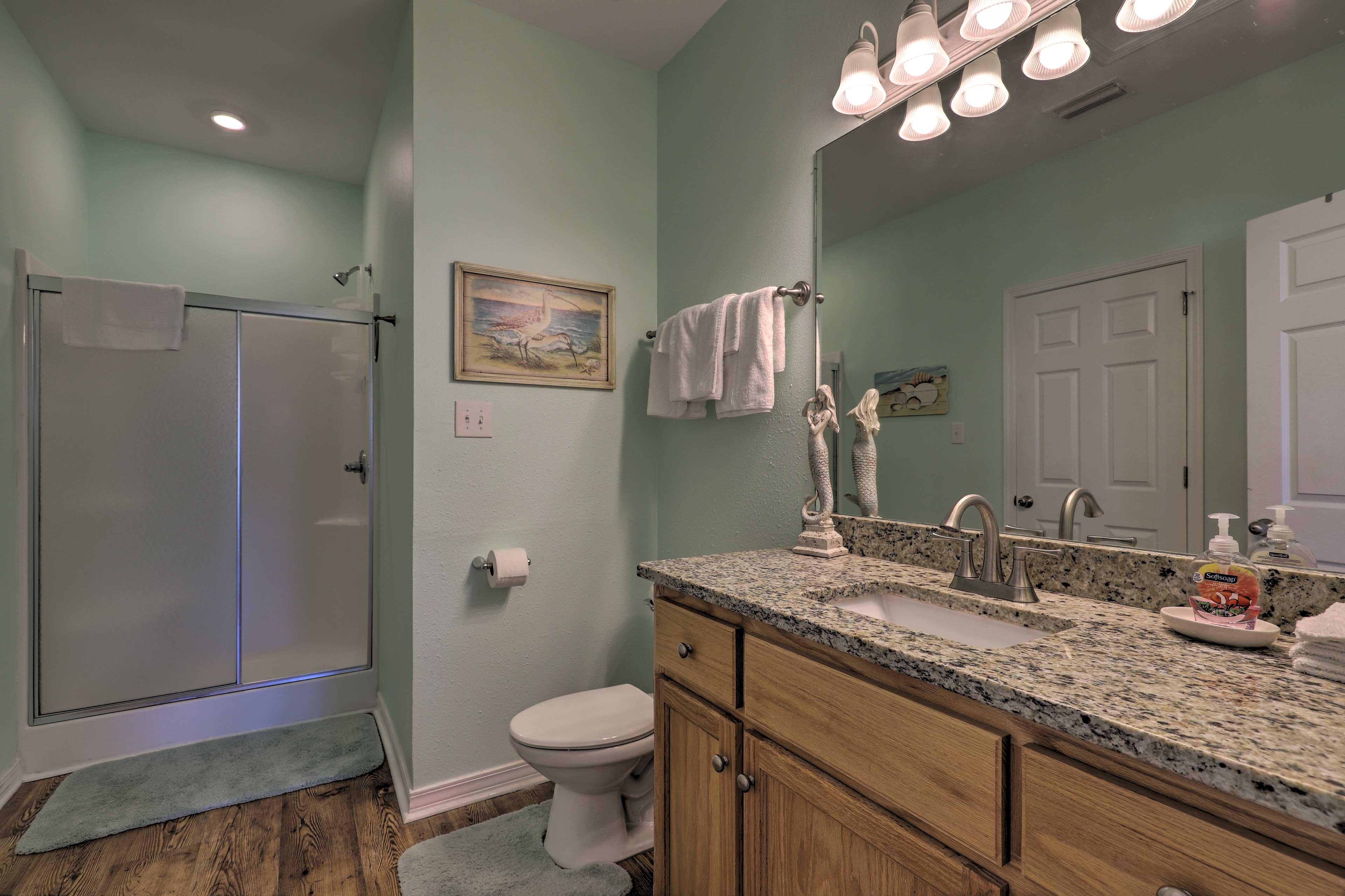 Master Bathroom | En-Suite Bathroom