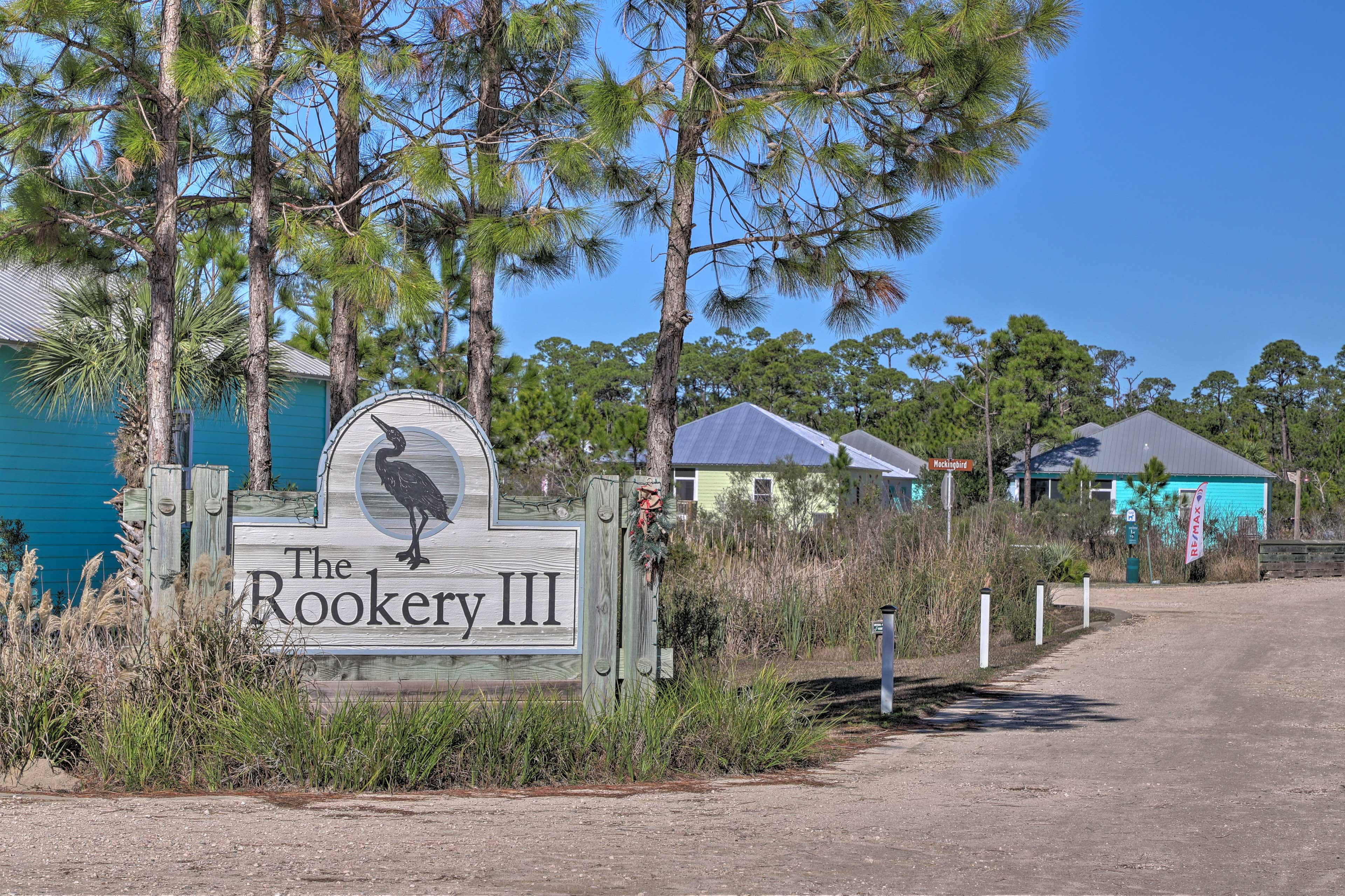 Community Amenities | The Rookery III