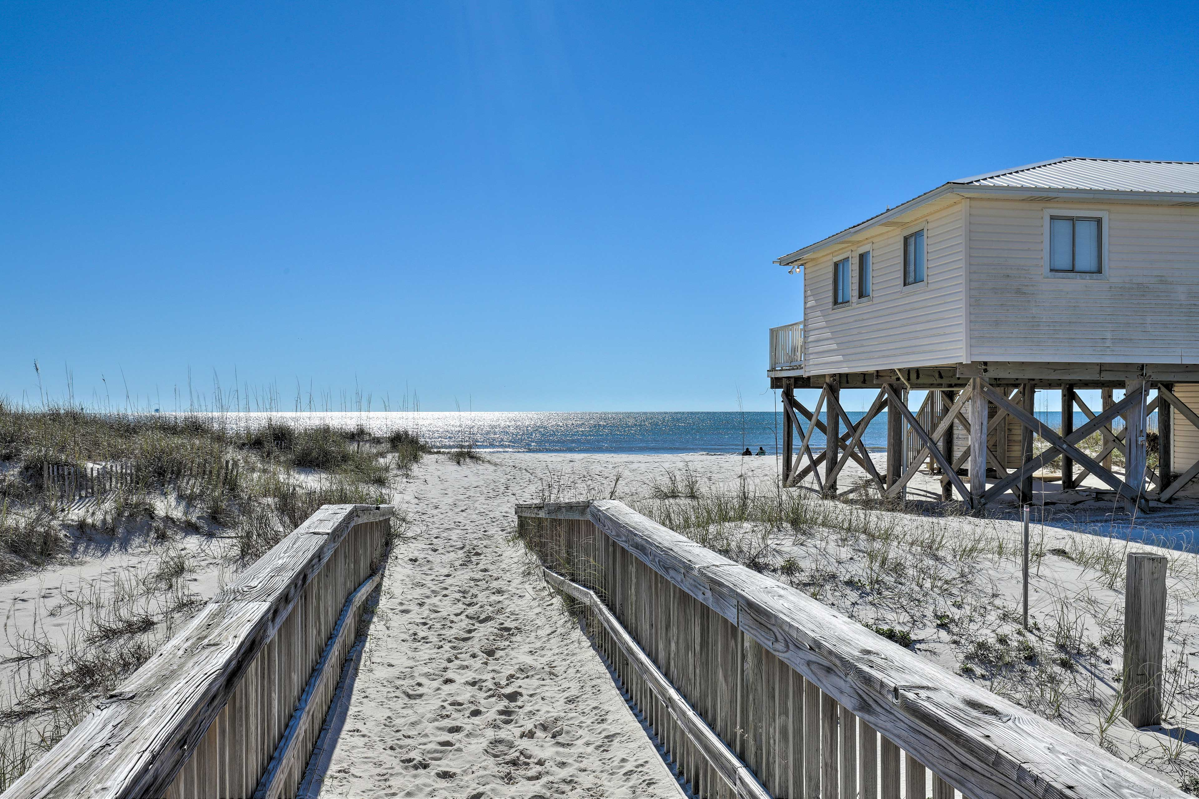 Nearby Attractions | Public Beach