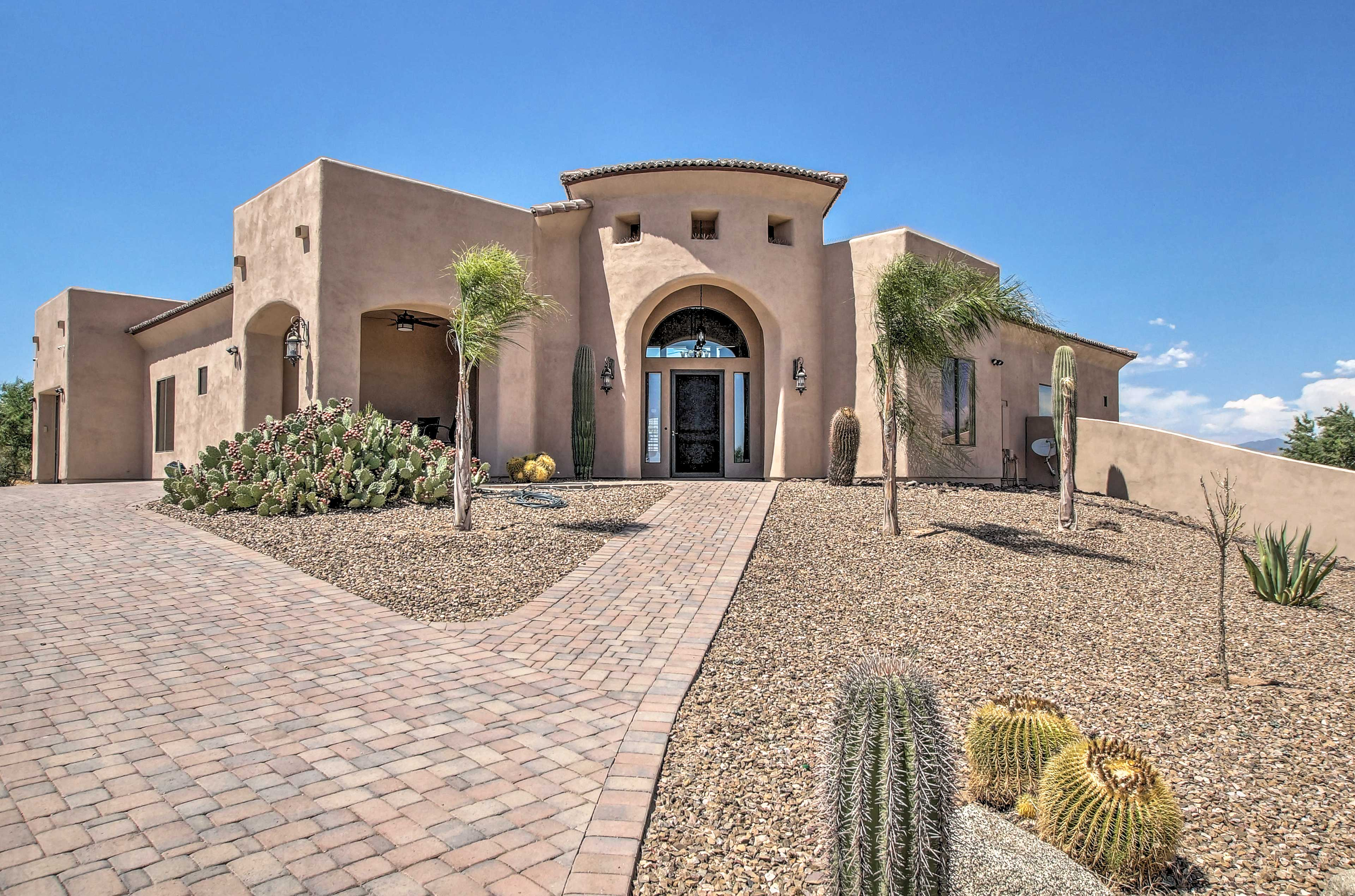 This beautiful home is calling your name!