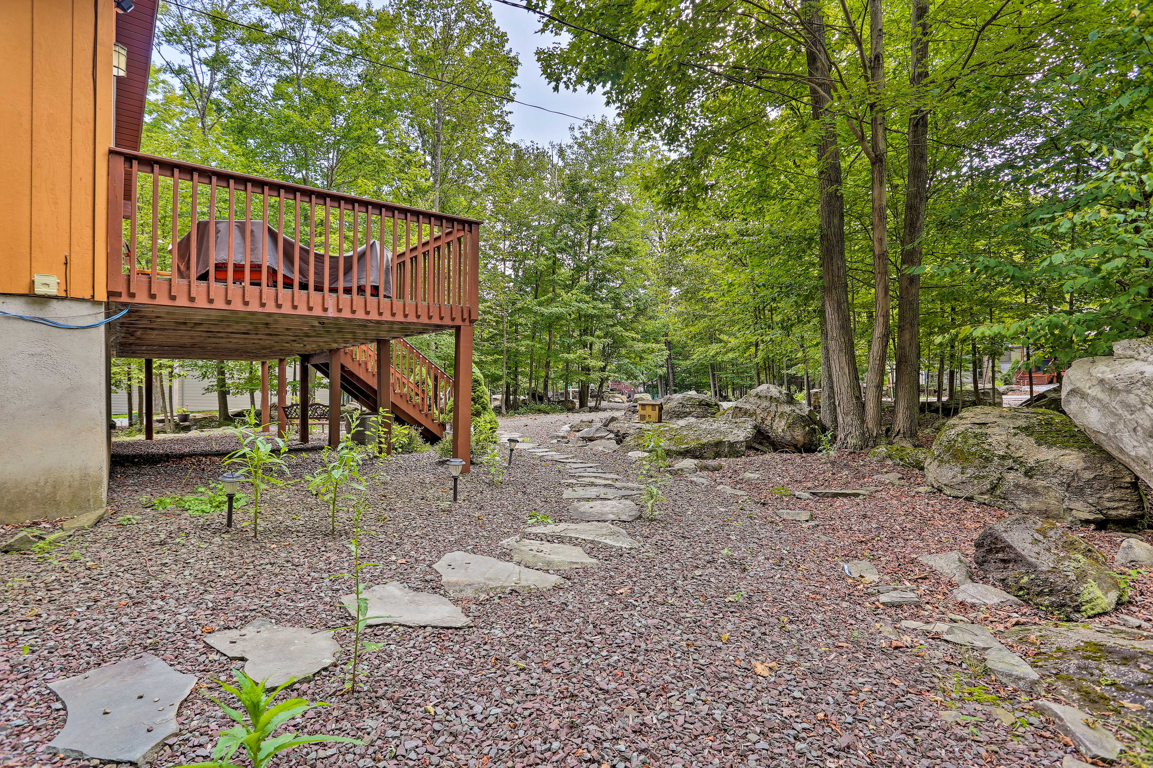 Year-round recreation awaits right off your doorstep!
