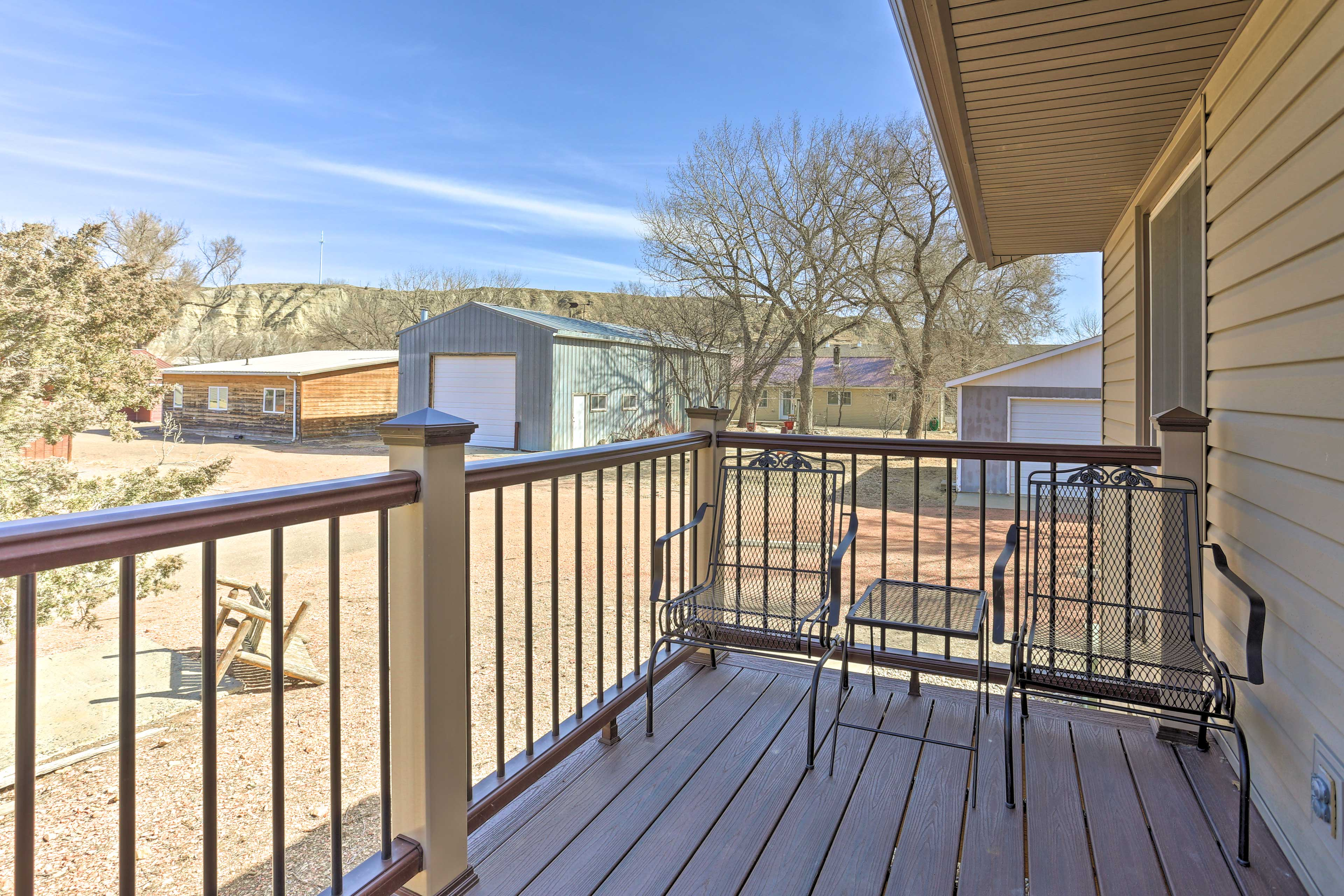Front Deck (Private)