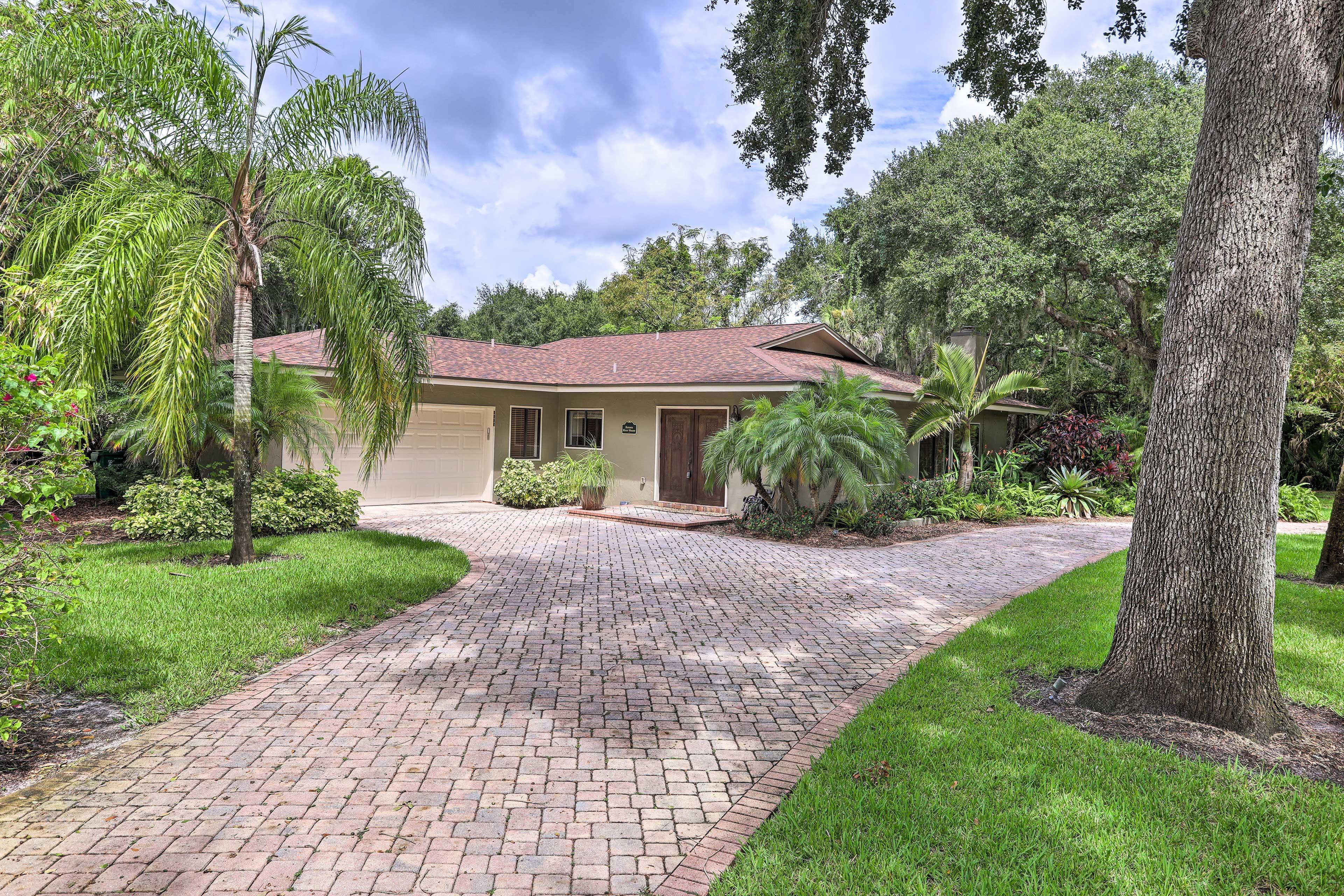 Make this Florida oasis your next getaway.