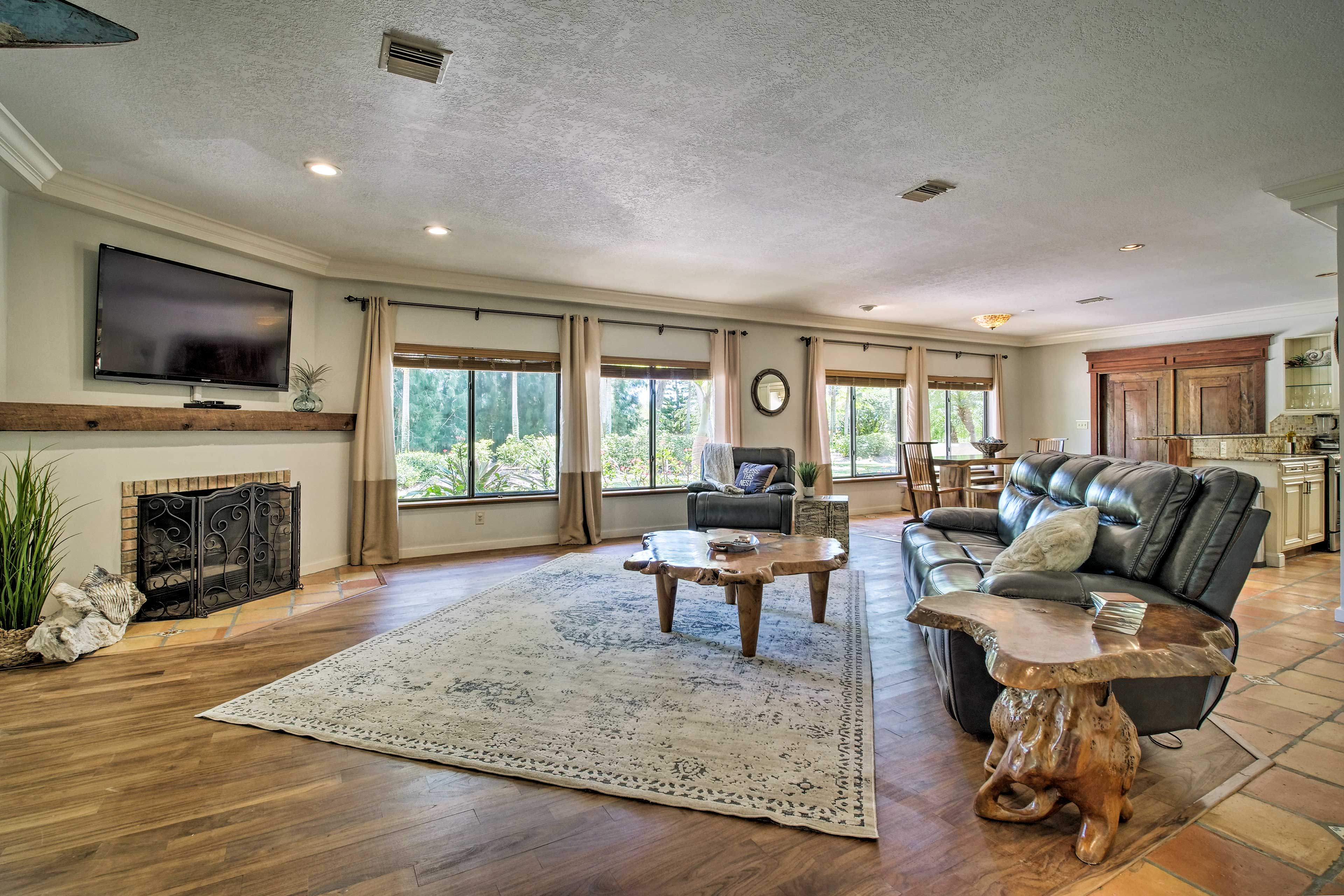 Natural light will fill the home making it inviting