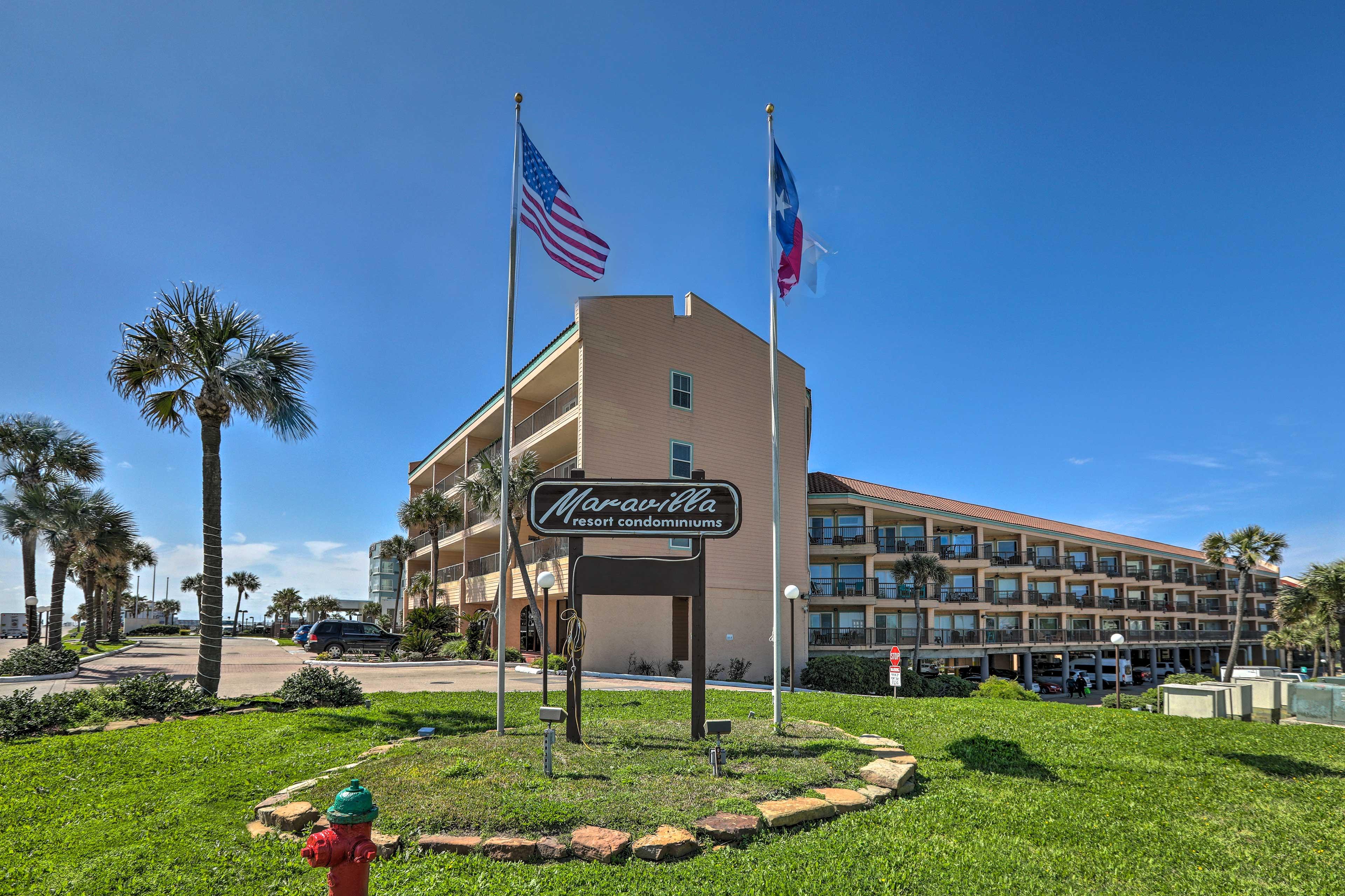 Maravilla Resort has it all!