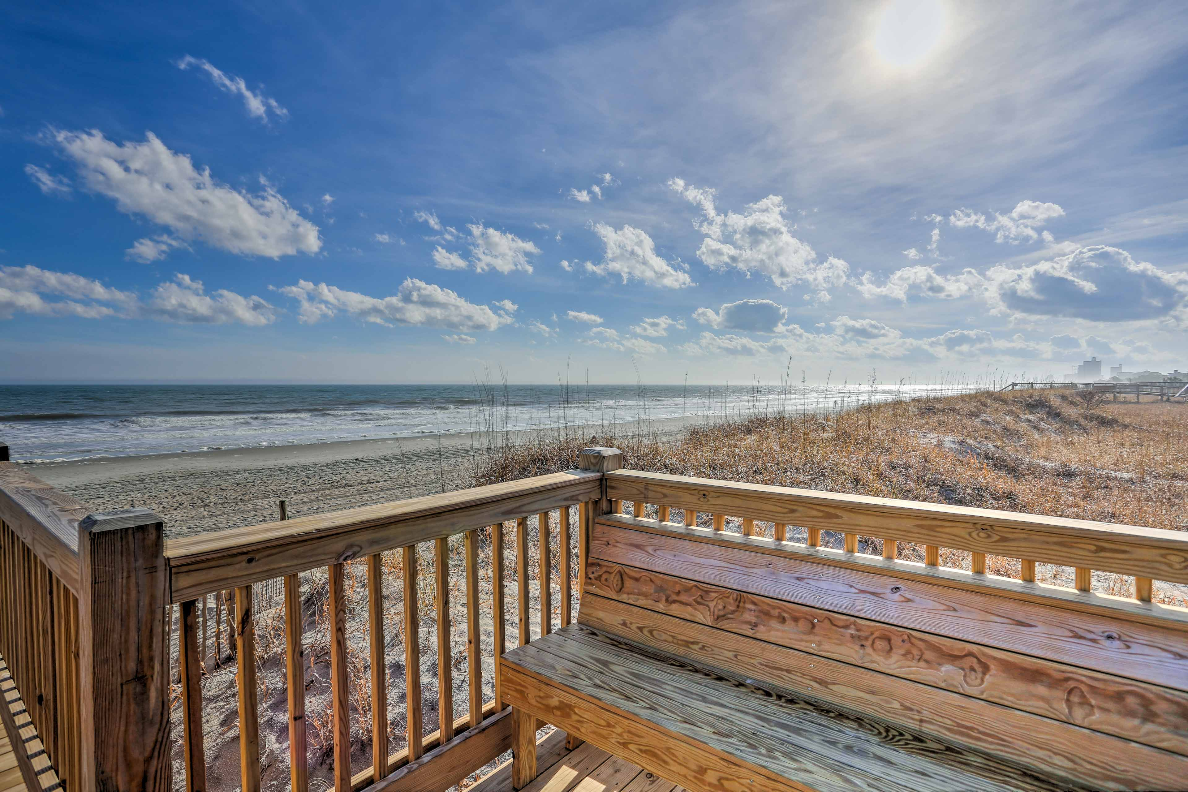 Book your Myrtle Beach holiday today!