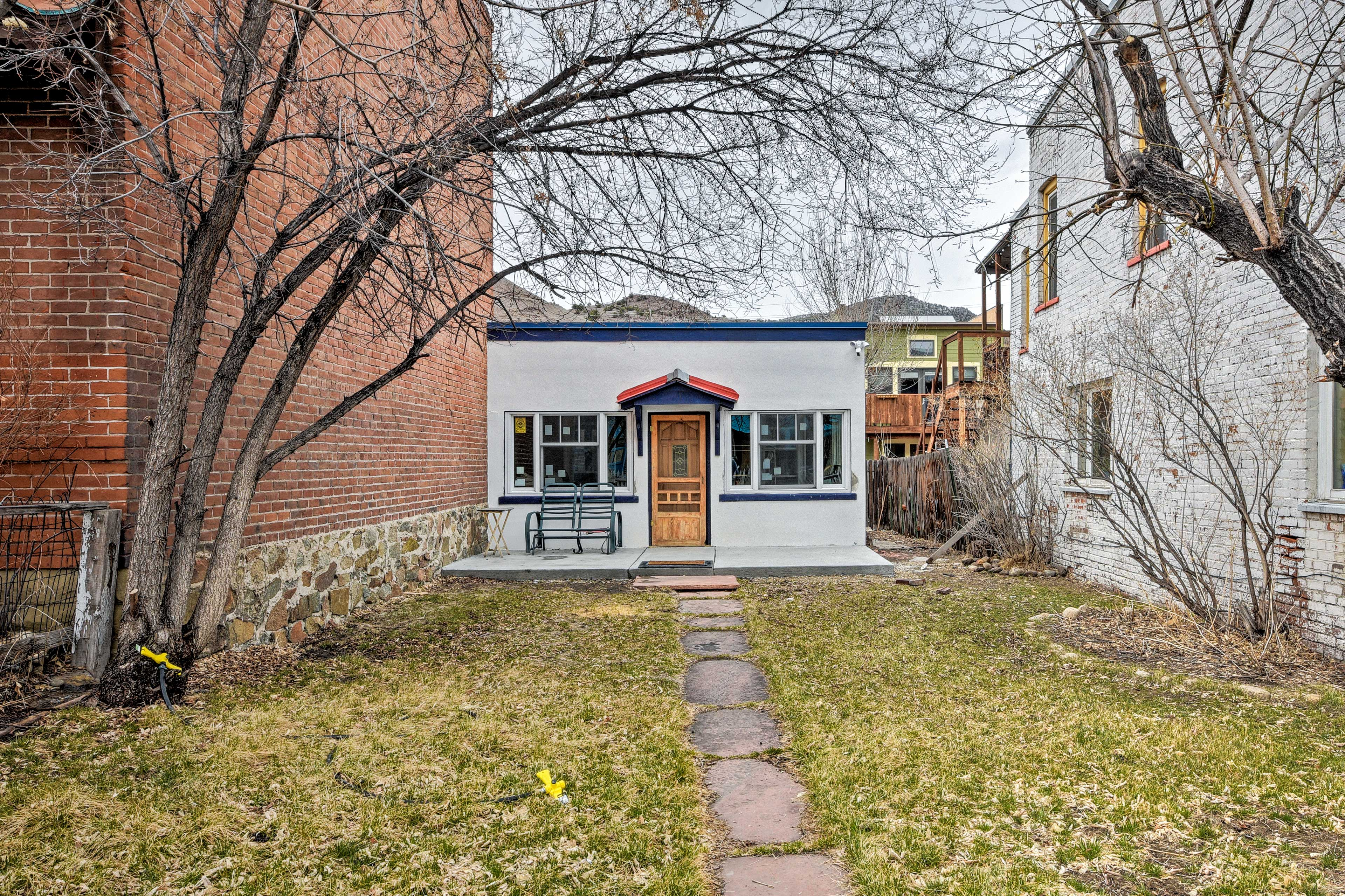 This stunning home is located in downtown Salida!