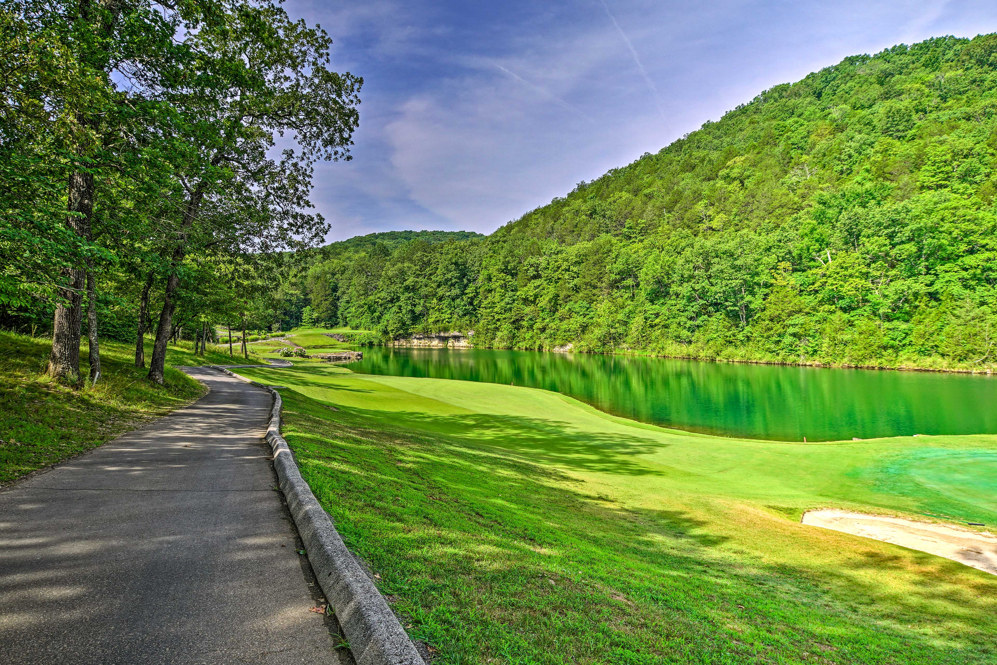 The StoneBridge Resort   Golf Course