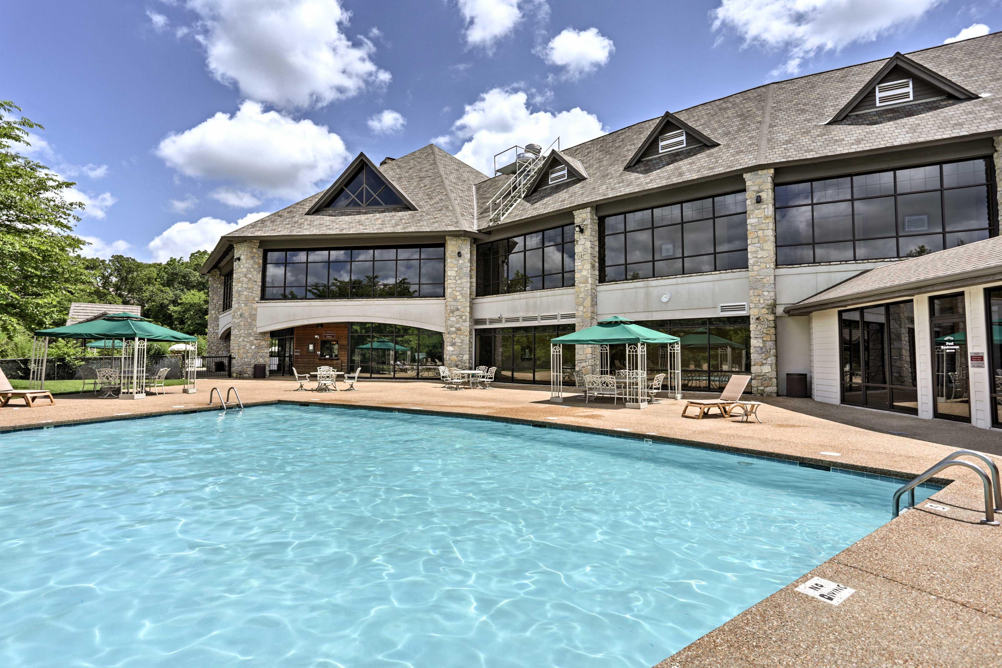 The StoneBridge Resort   Community Pool