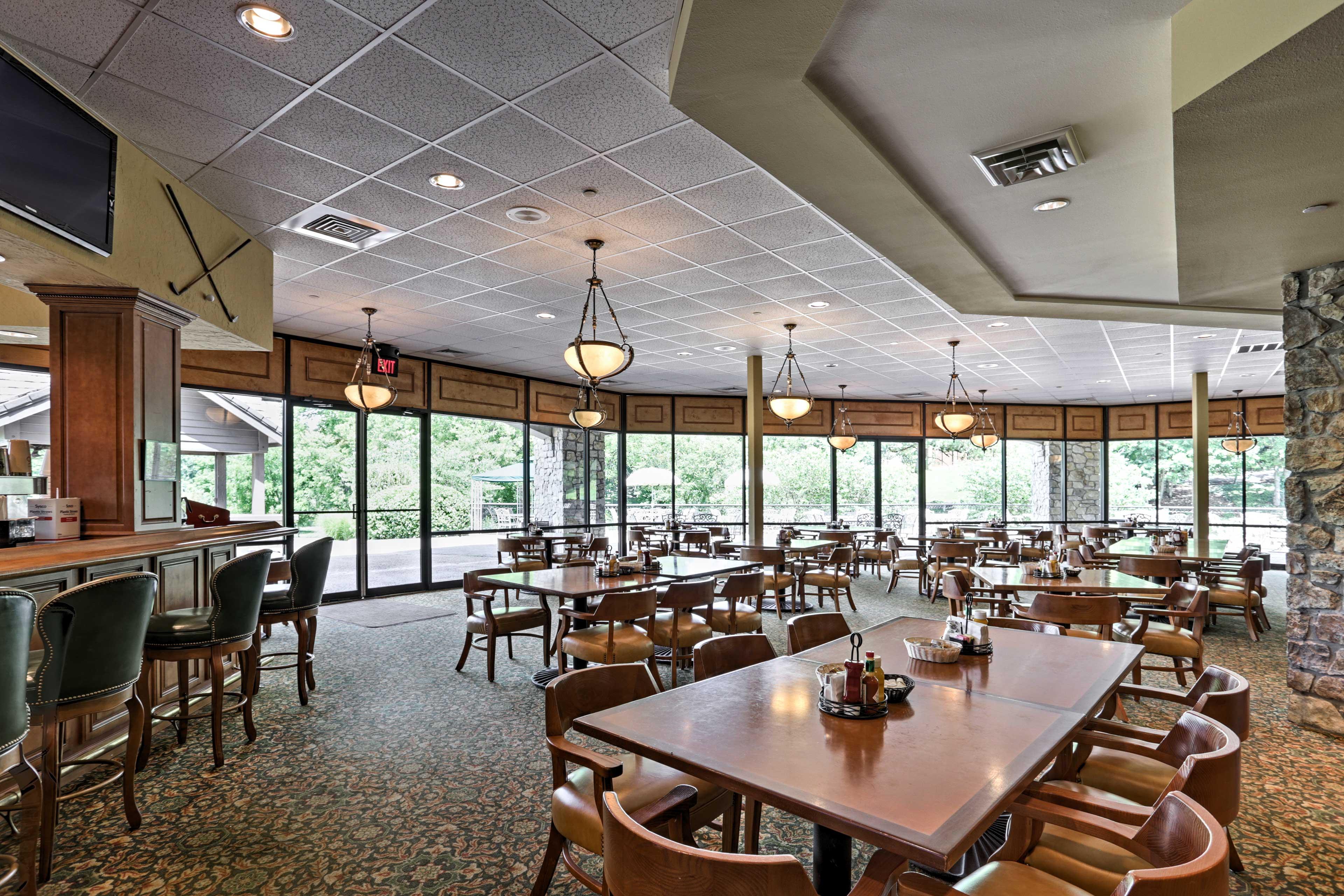 The StoneBridge Resort   Clubhouse