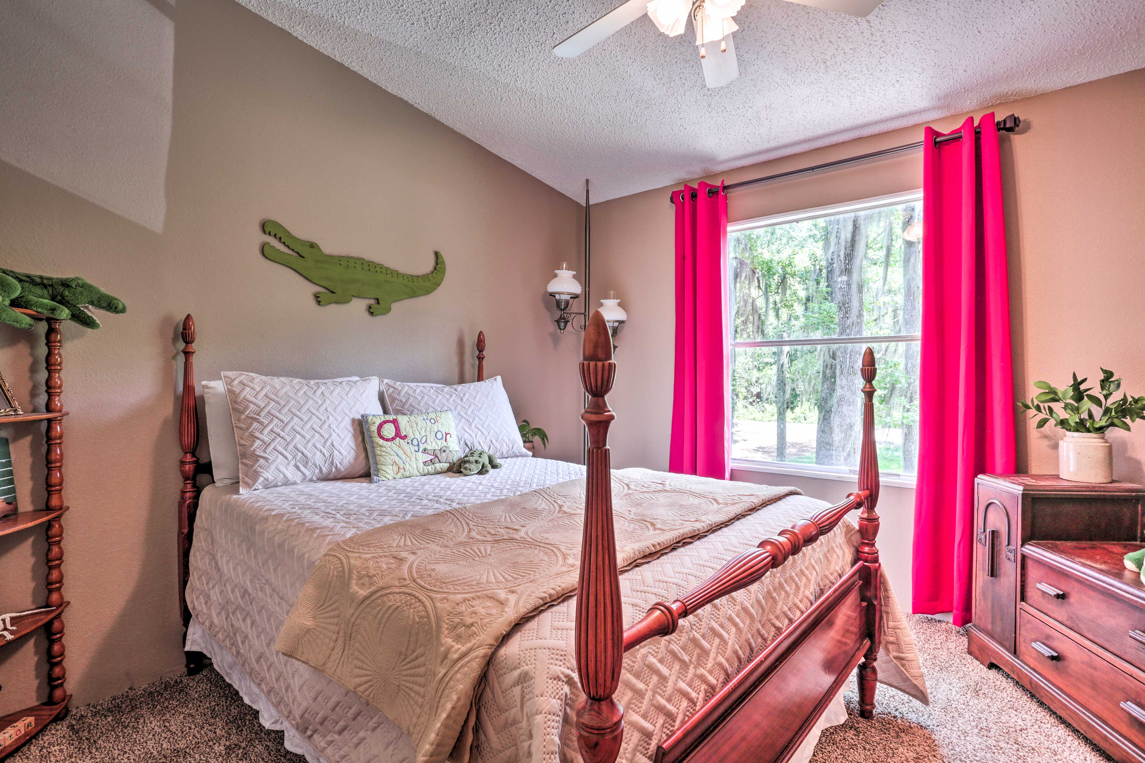 Bedroom 4   Full Bed